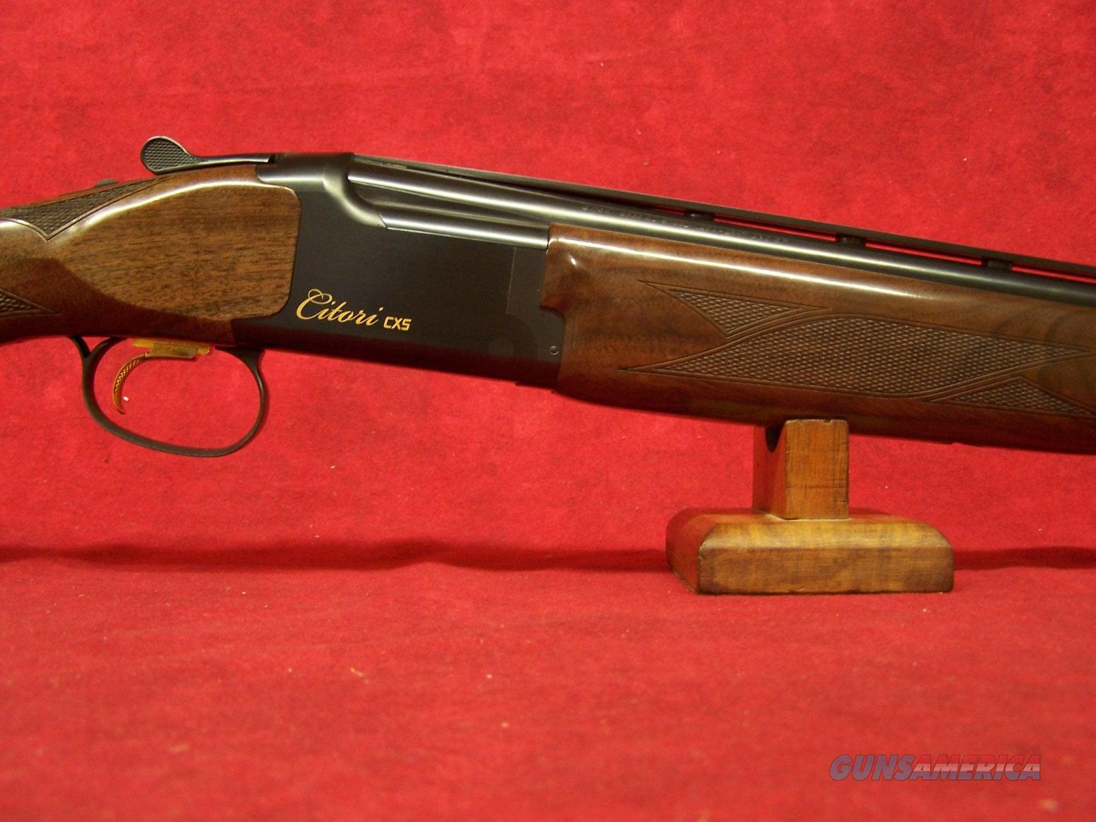 "Browning Citori CXS Micro 12ga 3"" Chamber 26"" Barrel (018140305)  Guns > Shotguns > Browning Shotguns > Over Unders > Citori > Hunting"