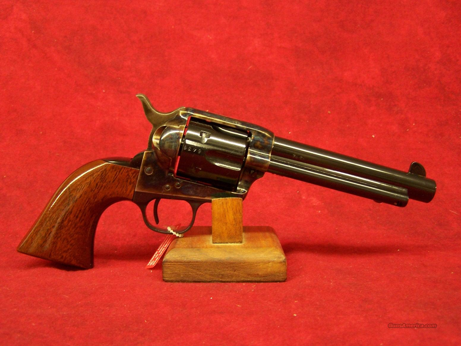 "Uberti 1873 Cattleman II NM Steel 5 1/2"" .44-40 with New Retractable Firing Pin (356610)  Guns > Pistols > Uberti Pistols > Ctg."