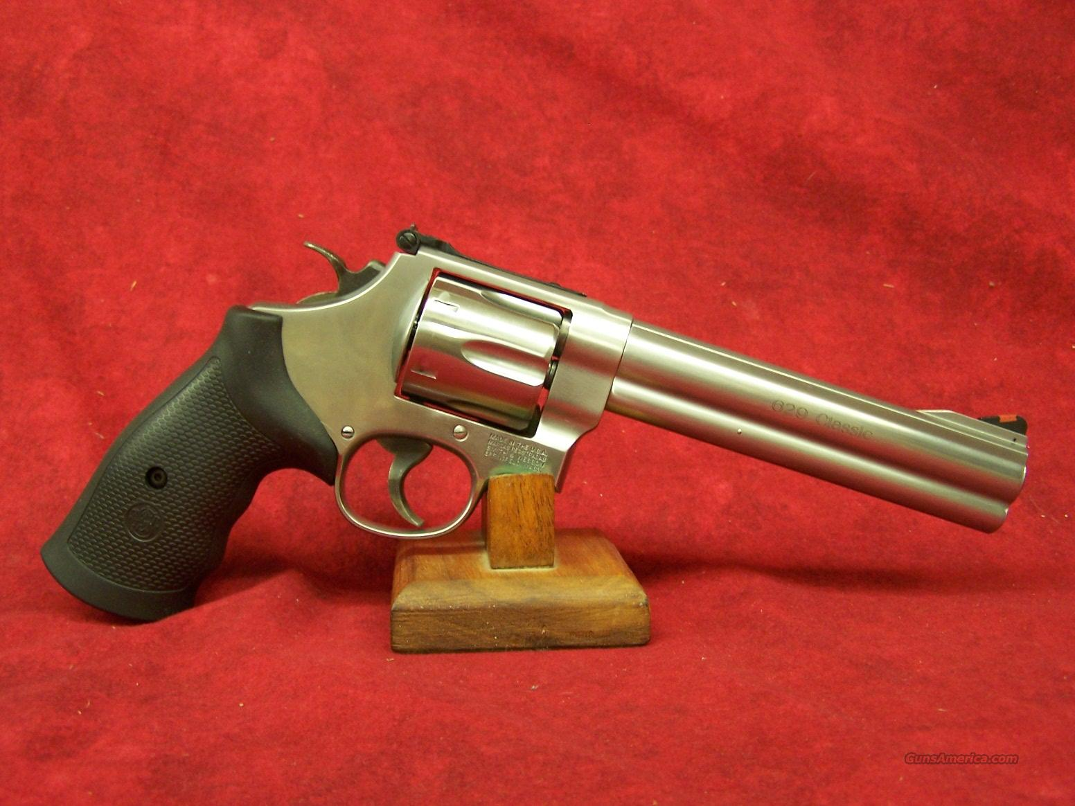 "Smith & Wesson 629 .44 Mag 6 1/2"" SS (163638)  Guns > Pistols > Smith & Wesson Revolvers > Model 629"