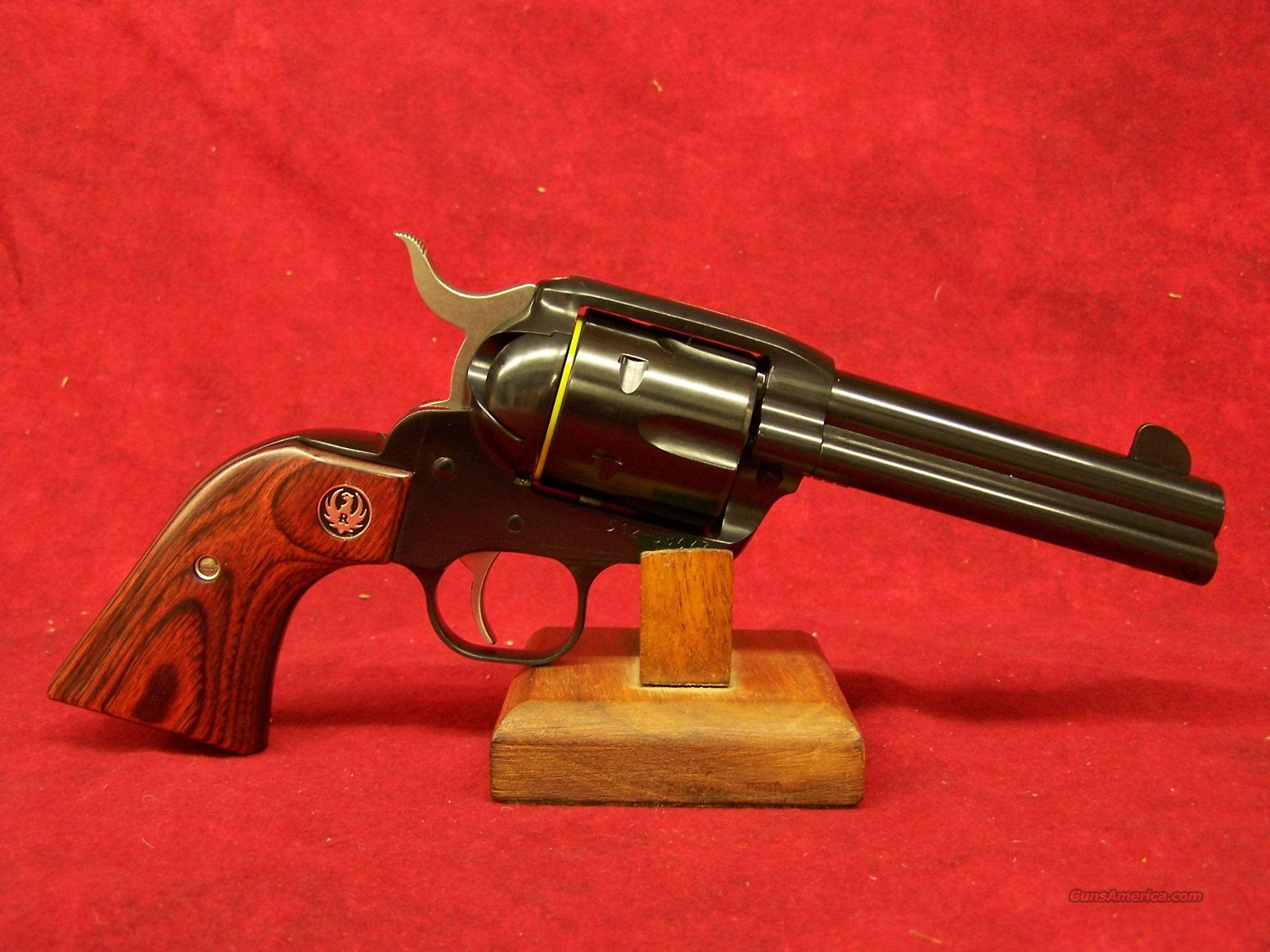 "Ruger New Vaquero 4.5"" Blue .45 LC (05102)  Guns > Pistols > Ruger Single Action Revolvers > Cowboy Action"