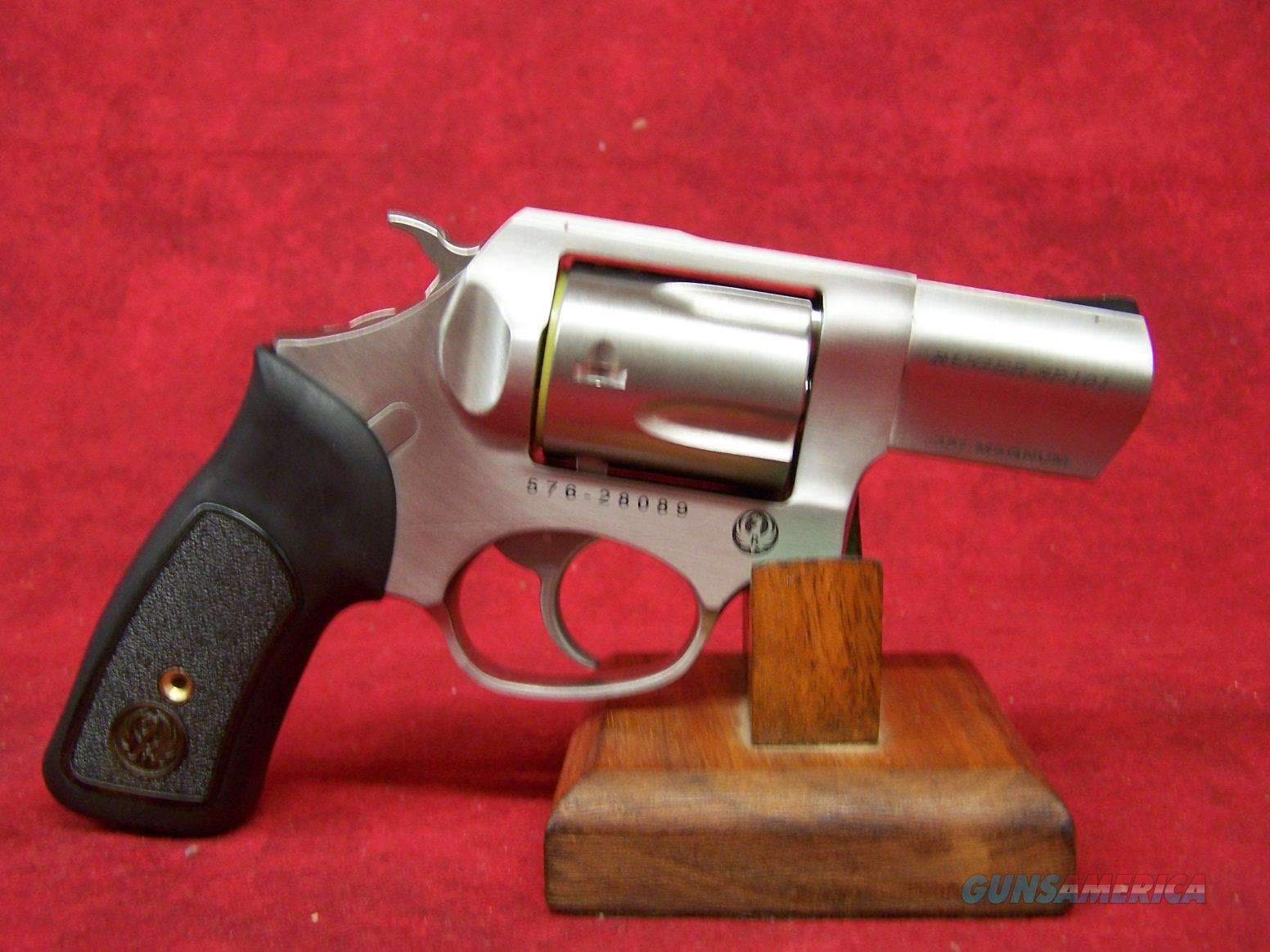 "Ruger SP-101 357Mag 2.25"" Barrel (05775)  Guns > Pistols > Ruger Double Action Revolver > SP101 Type"
