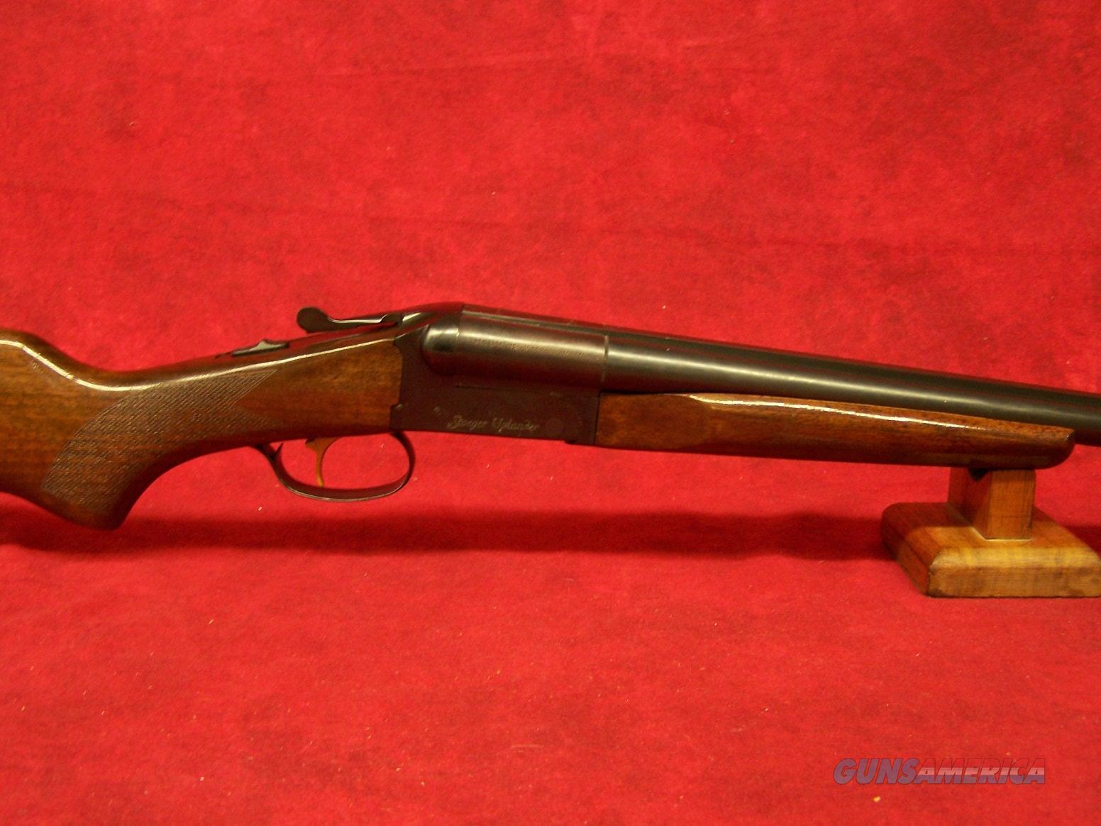 """Stoeger Uplander 12Ga 3"""" SxS A-Grade Satin Walnut 26"""" Barrel (31140)  Guns > Shotguns > Stoeger Shotguns"""
