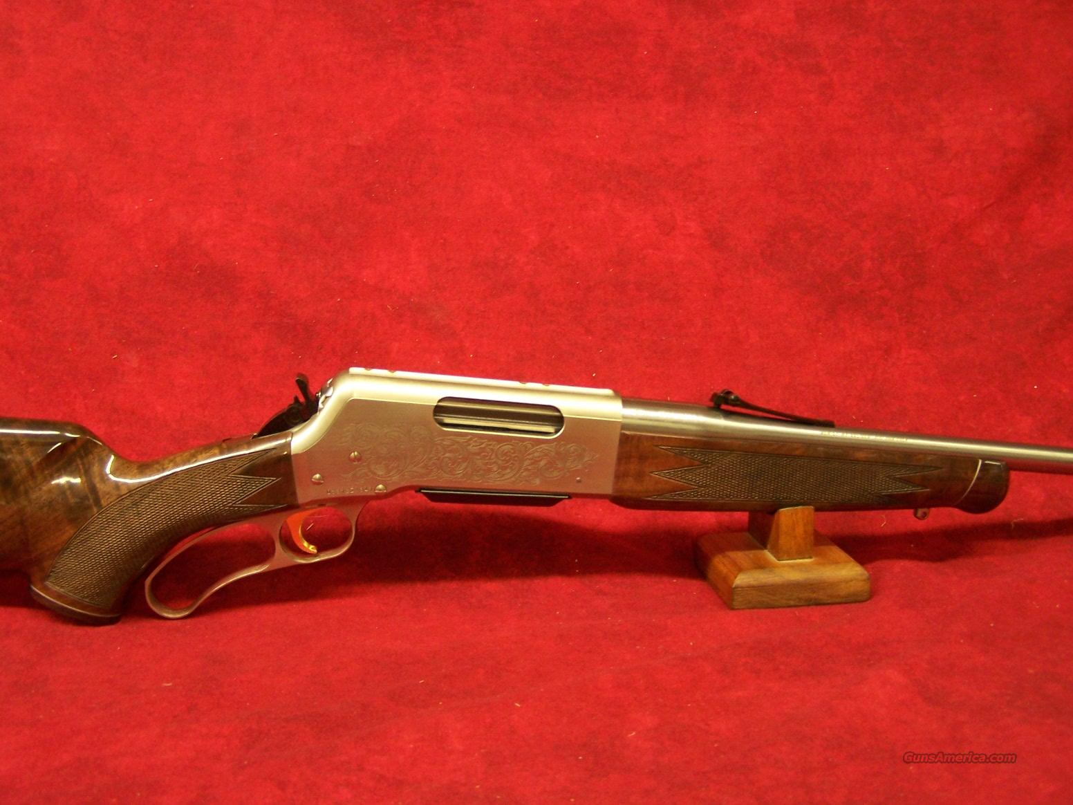 "Browning BLR White Gold Medallion .300 WSM 22"".   Guns > Rifles > Browning Rifles > Lever Action"