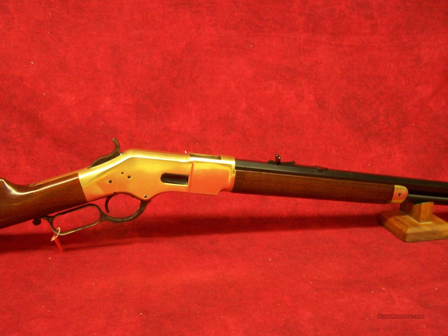 "Uberti 1866 Yellowboy Rifle 24 1/4"" .44-40 (342320)  Guns > Rifles > Uberti Rifles > Lever Action"