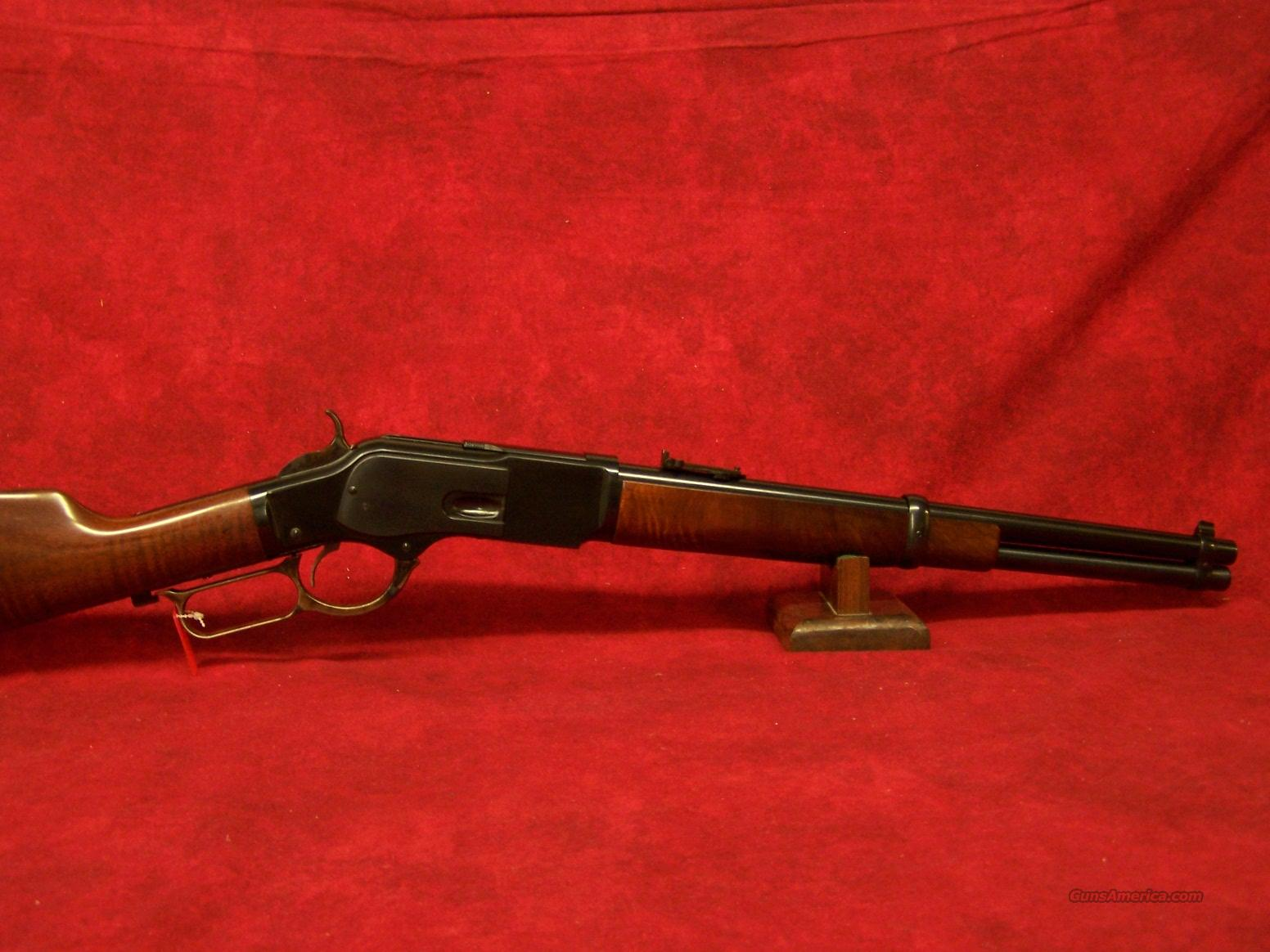 "Uberti 1873 Trapper Rifle 16 1/8"" .45LC(342430).  Guns > Rifles > Uberti Rifles > Lever Action"