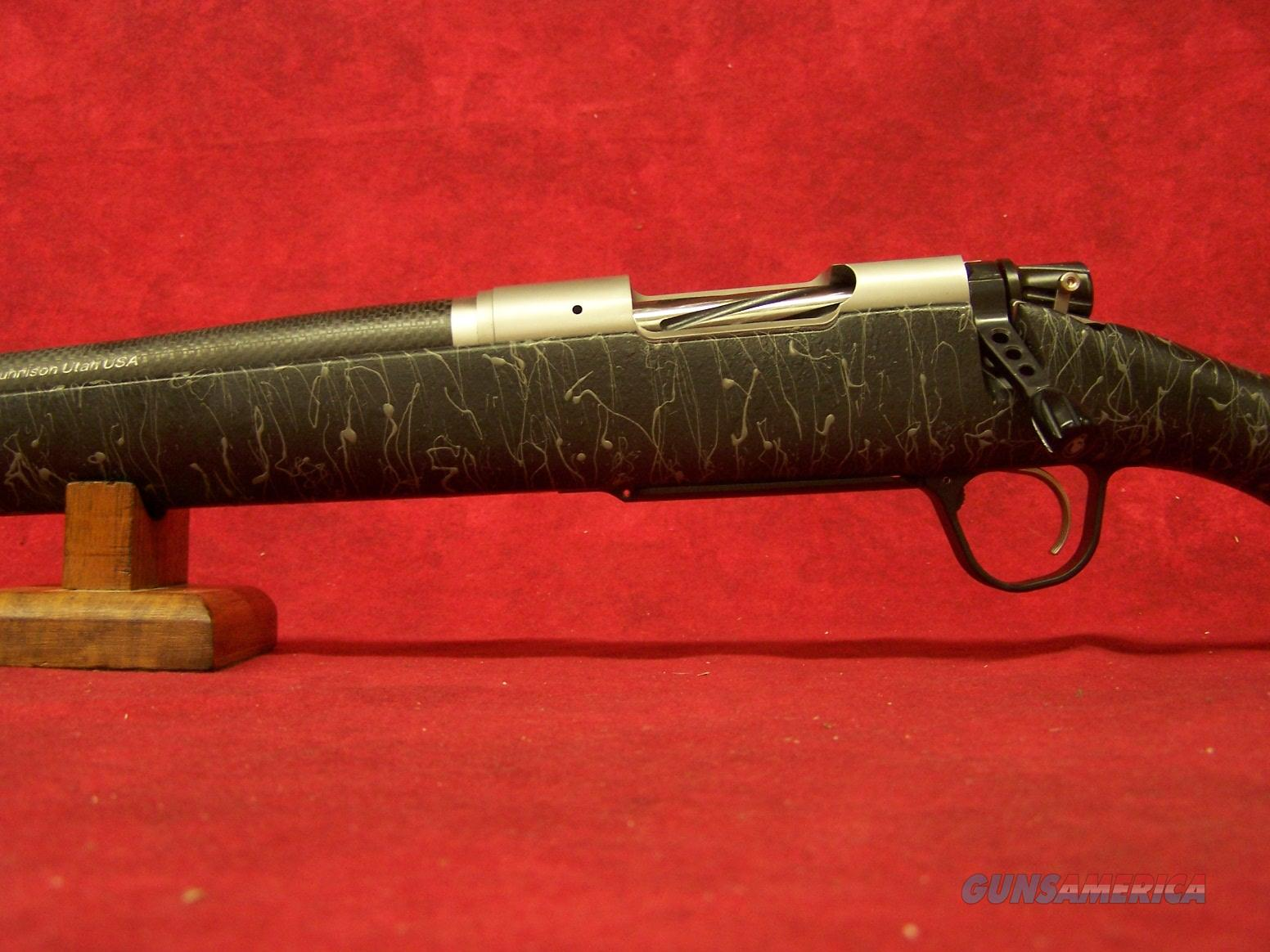 "Christensen Arms Ridgeline Left Hand 6.5 Creedmoor 24"" Barrel 1:8 Tier 2 Black w/gray webbing stock  Guns > Rifles > C Misc Rifles"