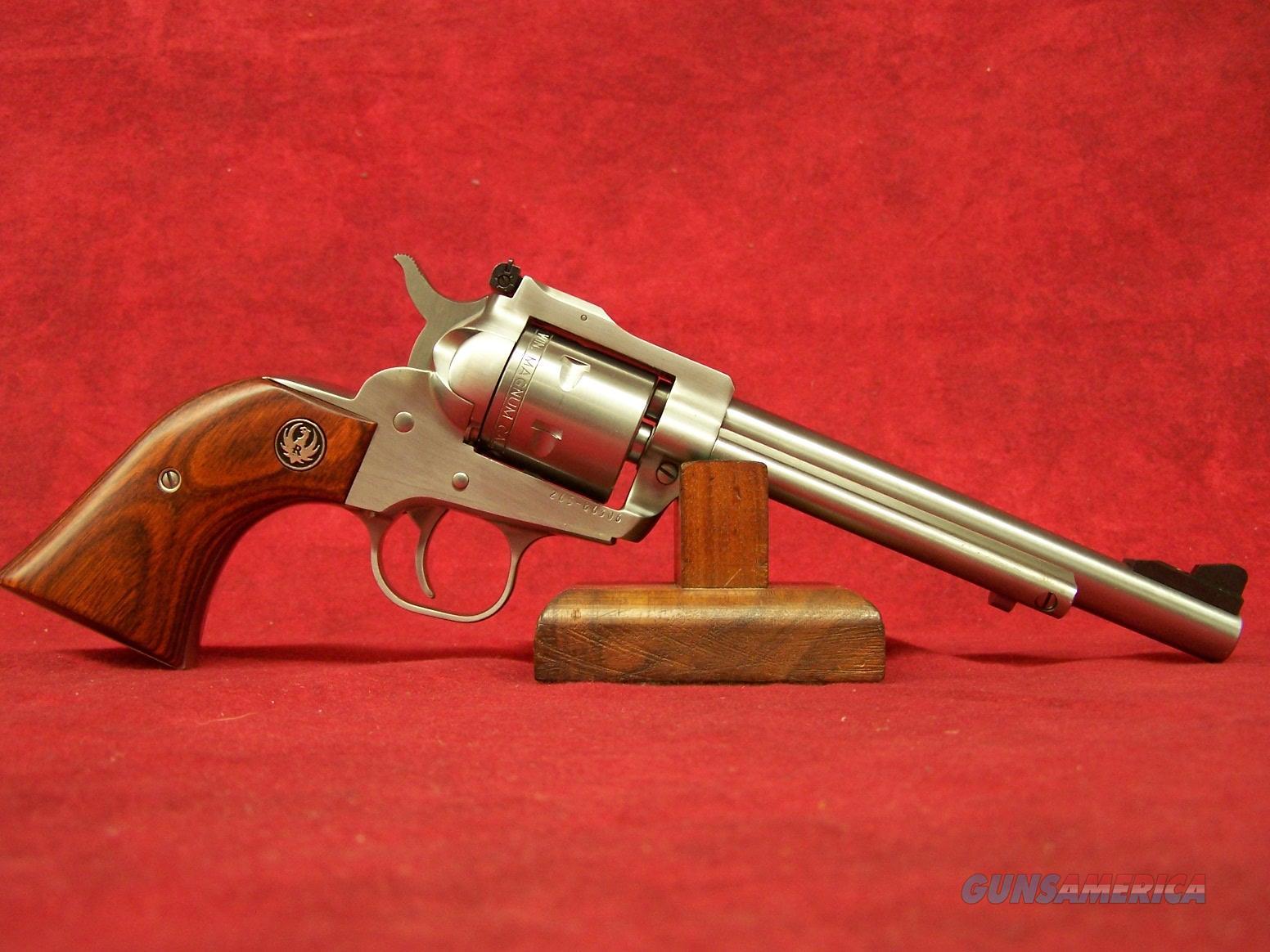 "Ruger Single Six Convertible .22LR/.22 Mag 6.5"" Barrel (0626)  Guns > Pistols > Ruger Single Action Revolvers > Single Six Type"