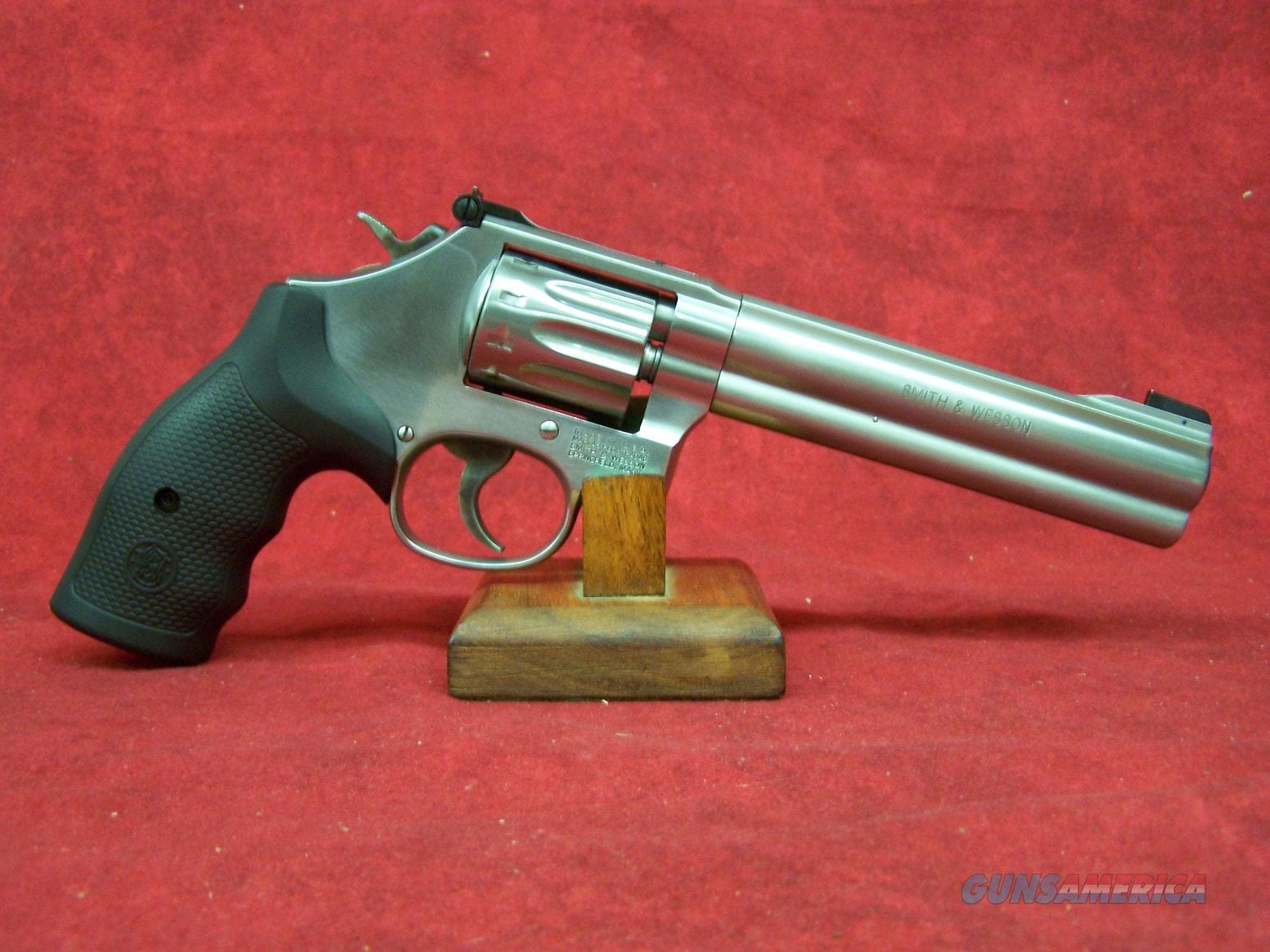 "Smith & Wesson 617 K-22 Masterpiece 6"" 10 shot (160578)  Guns > Pistols > Smith & Wesson Revolvers > Full Frame Revolver"