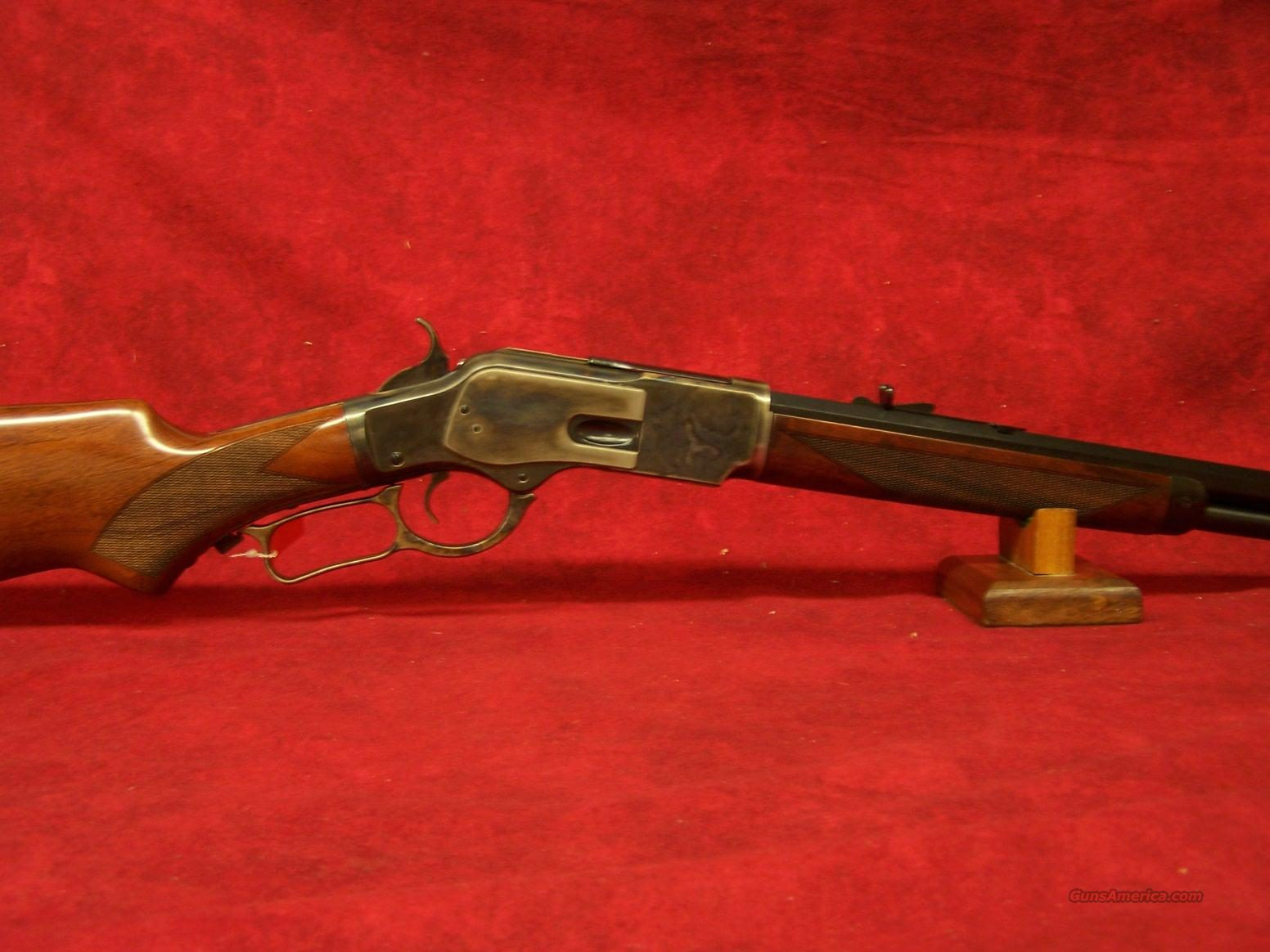"Uberti 1873 Special Sporting Rifle 20"" .45 Colt  Guns > Rifles > Uberti Rifles > Lever Action"