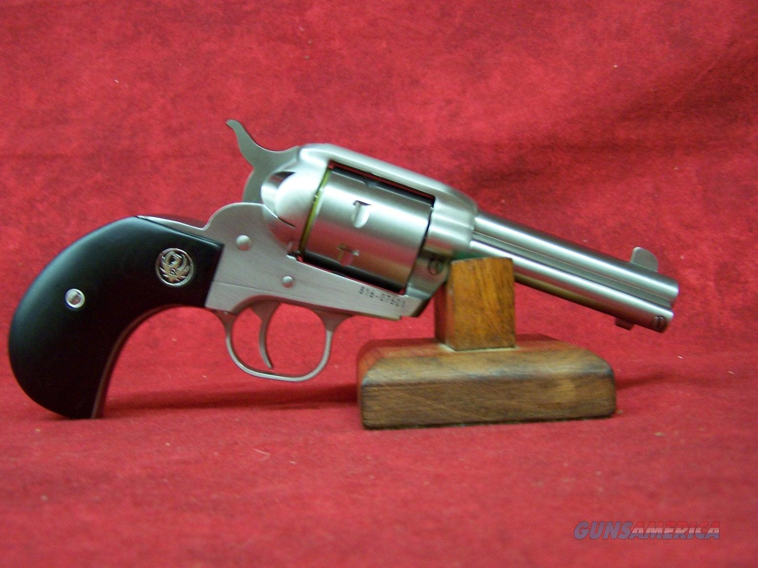 "Ruger Single Seven Birdshead 327 Fed Mag 3-3/4"" SS Barrel (08163)  Guns > Pistols > Ruger Single Action Revolvers > Single Six Type"