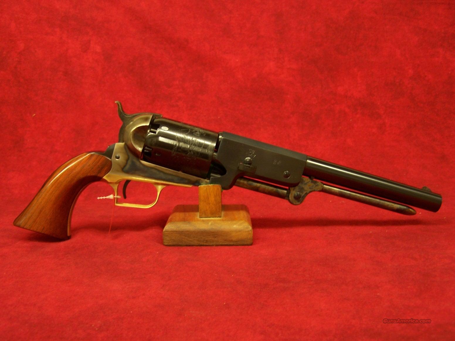 "Uberti 1847 Walker .44 9"" Barrel (340200)  Guns > Pistols > Uberti Pistols > Percussion"