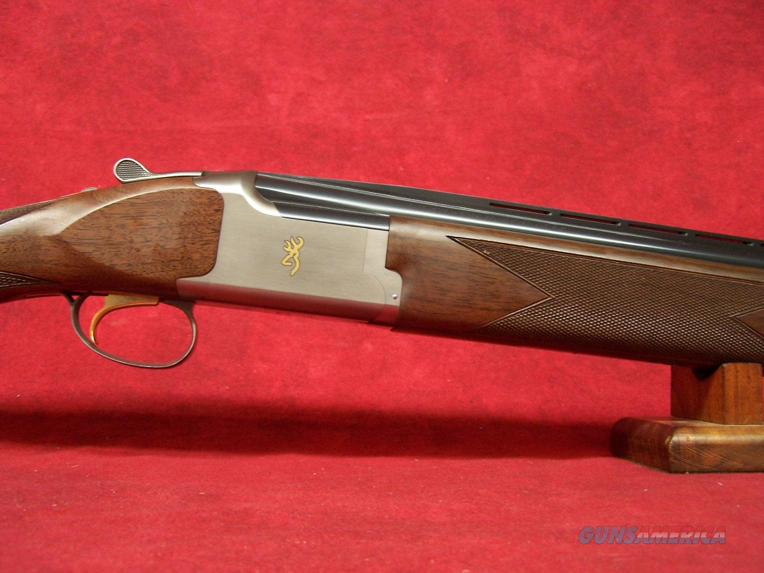 "Browning Citori White Satin Hunter 12ga 3.5"" Chamber 28"" Barrel (018161204)  Guns > Shotguns > Browning Shotguns > Over Unders > Citori > Hunting"