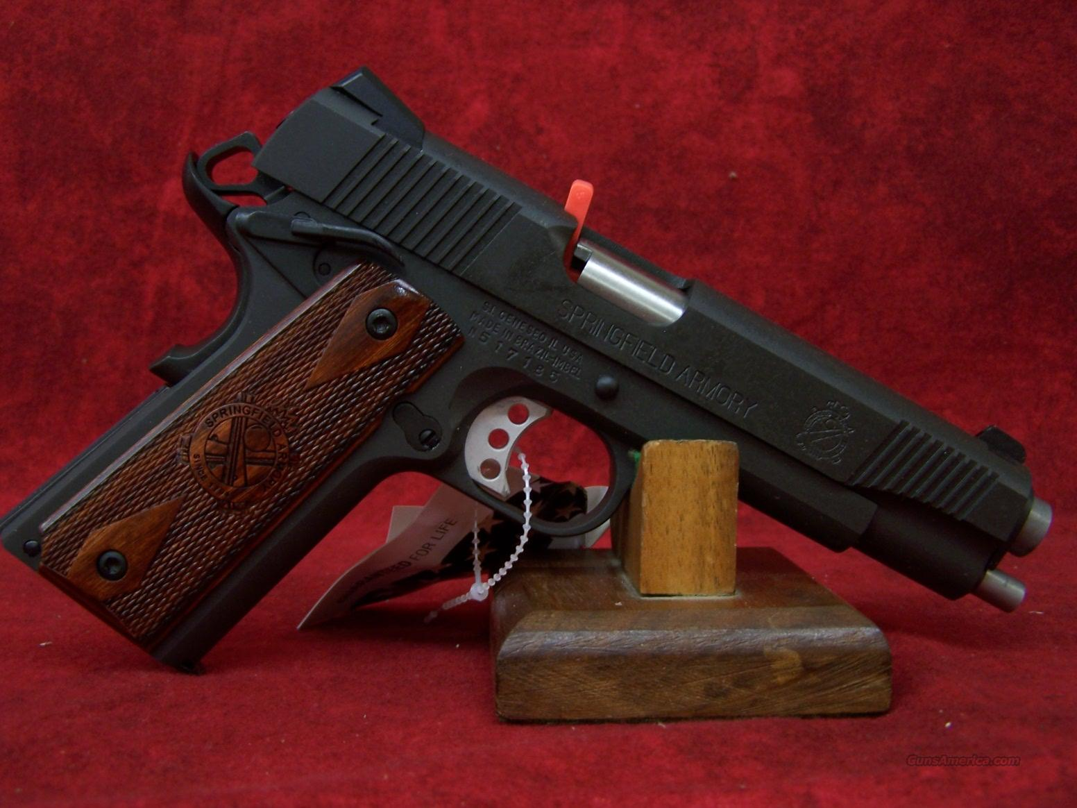 Springfield Armory 1911-A1 Full Size w/NS(PX9109LP)  Guns > Pistols > Springfield Armory Pistols > 1911 Type