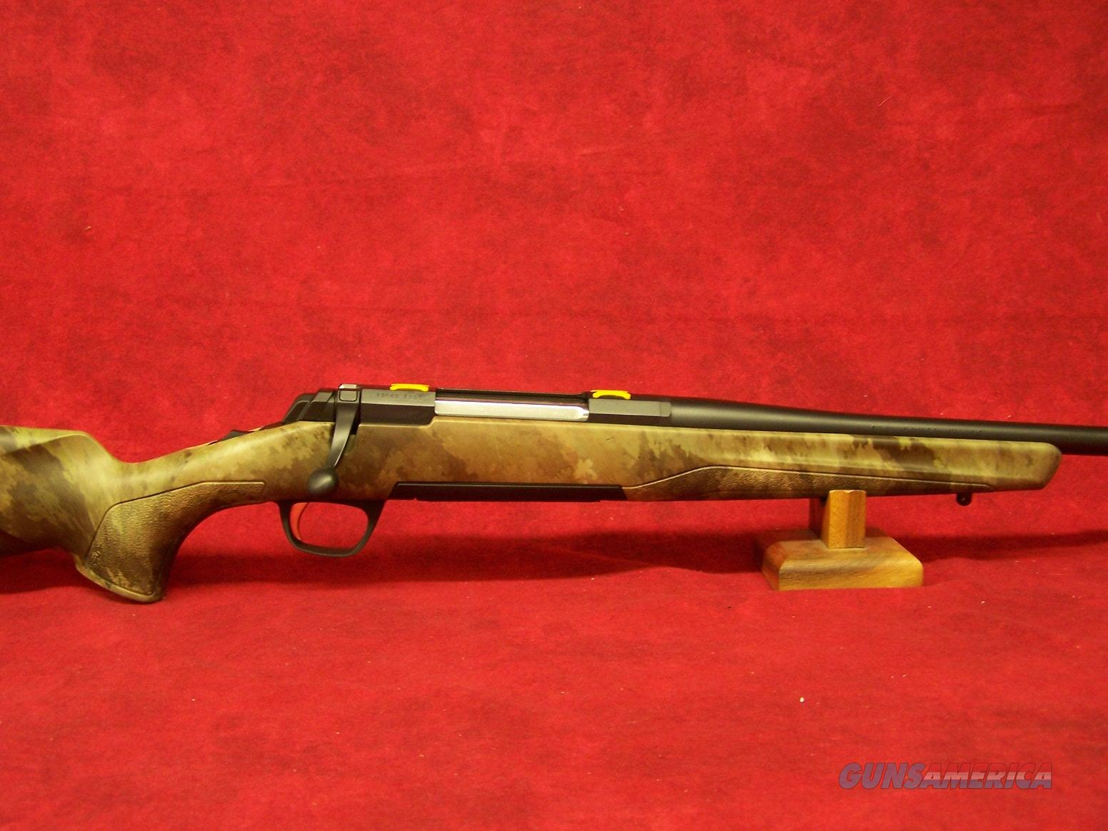 "Browning X-Bolt Western Hunter .270 Win 22"" A-TACS AU (Arid/Urban)(035388224)   Guns > Rifles > Browning Rifles > Bolt Action > Hunting > Blue"