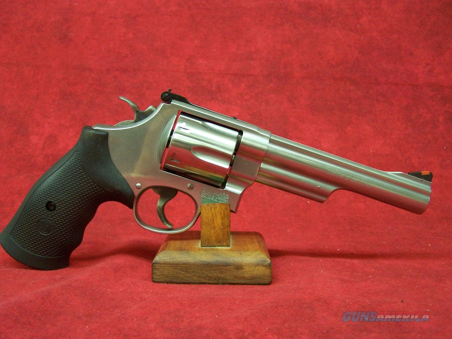 "Smith & Wesson 629 .44 Mag 6"" SS (163606)  Guns > Pistols > Smith & Wesson Revolvers > Model 629"