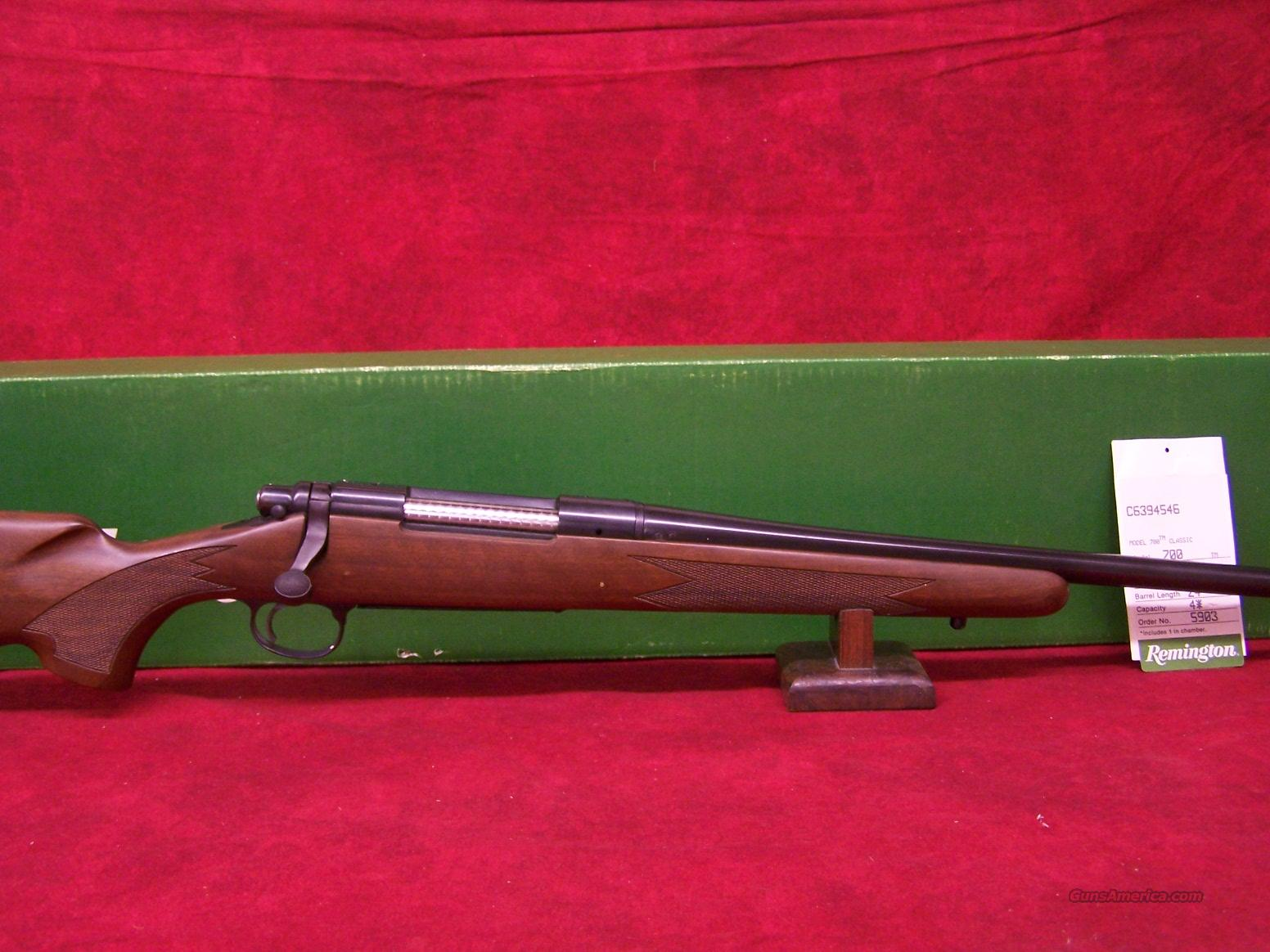 Remington 700 Classic 300 Weatherby Mag NIB  Guns > Rifles > Remington Rifles - Modern > Model 700 > Sporting