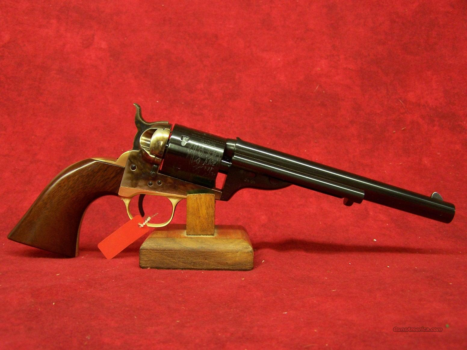 "Uberti Open Top Early Model Navy .45 Colt 7 1/2"" (341357)  Guns > Pistols > Uberti Pistols > Ctg."