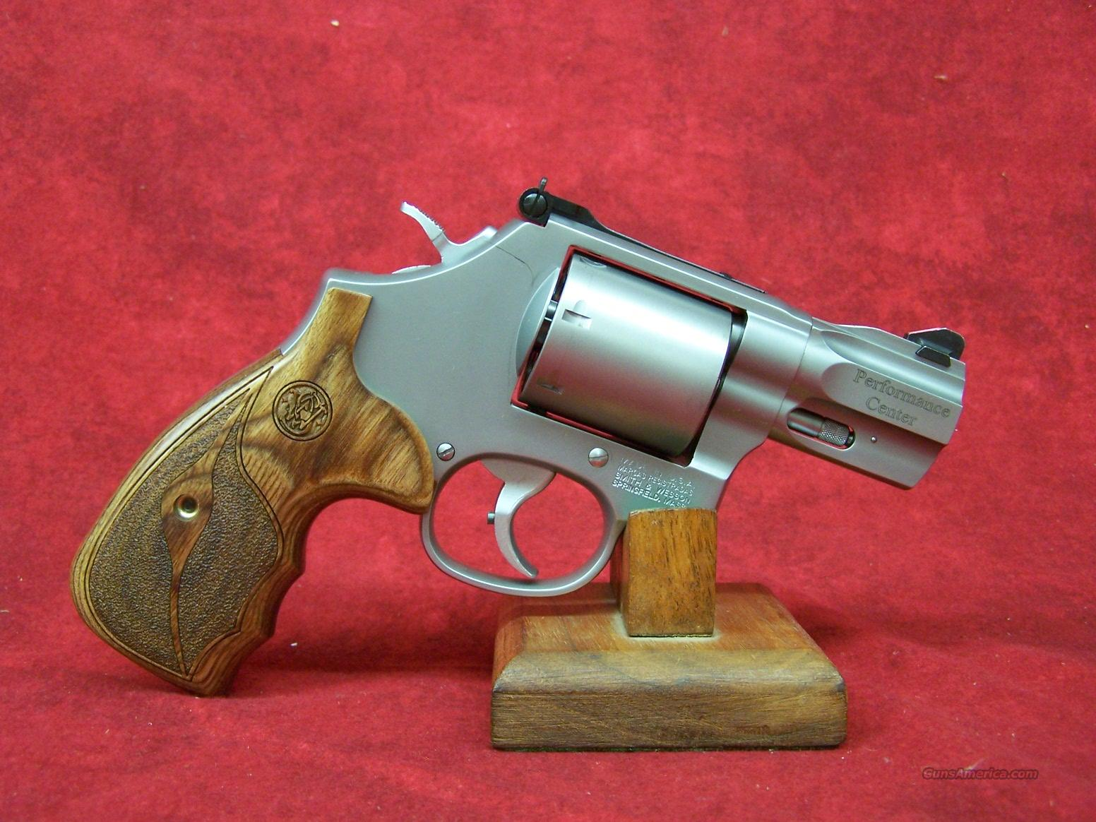 "Smith & Wesson 686 Performance Center 2 1/2"" .357 Mag (170346)  Guns > Pistols > Smith & Wesson Revolvers > Performance Center"