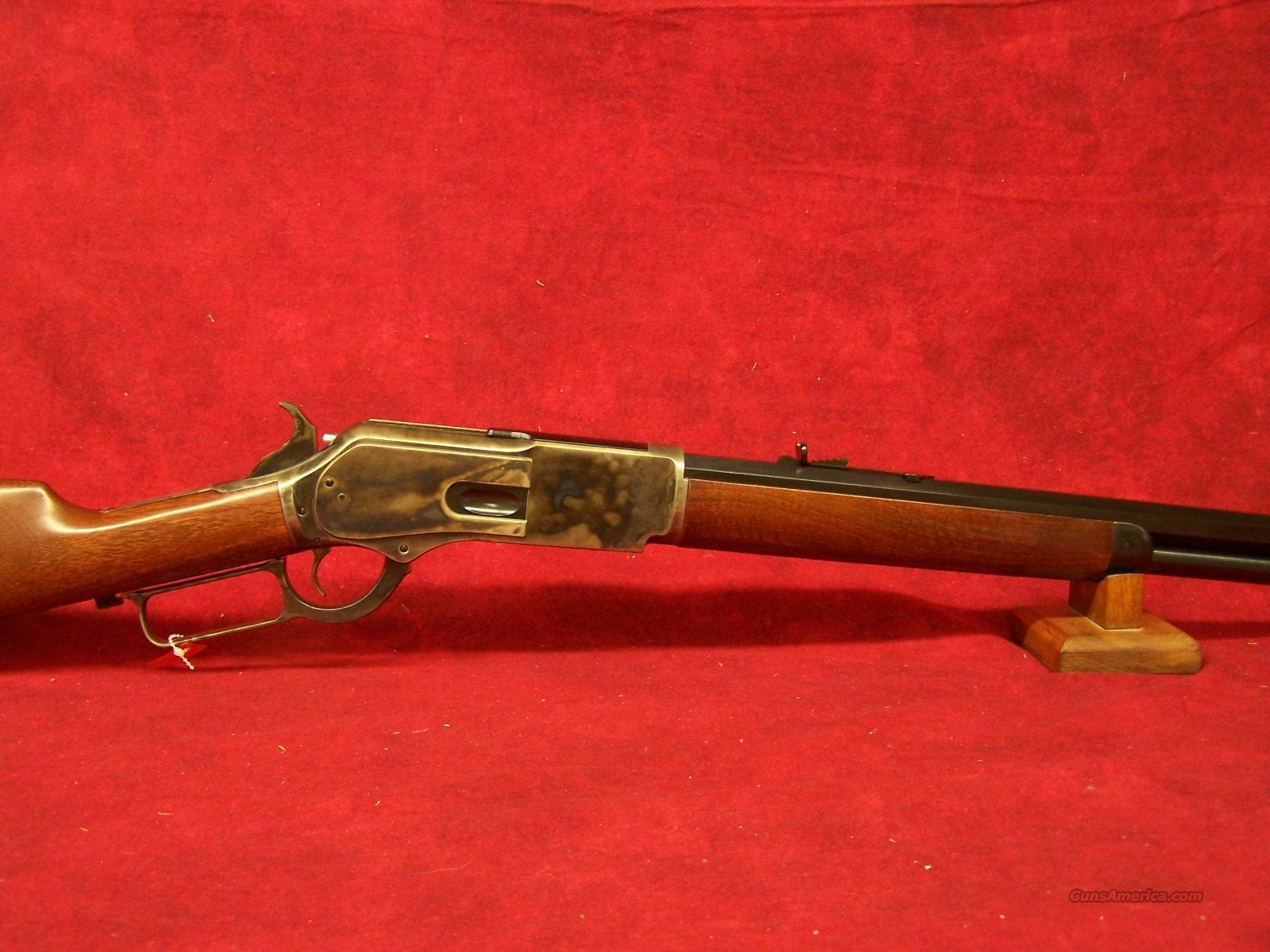 "Uberti 1876 Centennial Rifle .50-95 28"" (342503)  Guns > Rifles > Uberti Rifles > Lever Action"