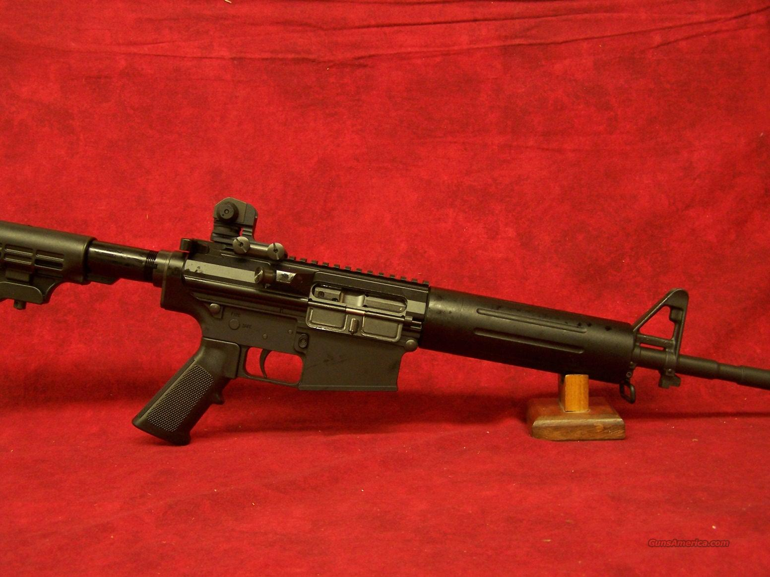 "DPMS RFLR-AP4 Panther-LR 308 Auto Rifle 16"" BBL A3 F/Top  Guns > Rifles > DPMS - Panther Arms > Complete Rifle"