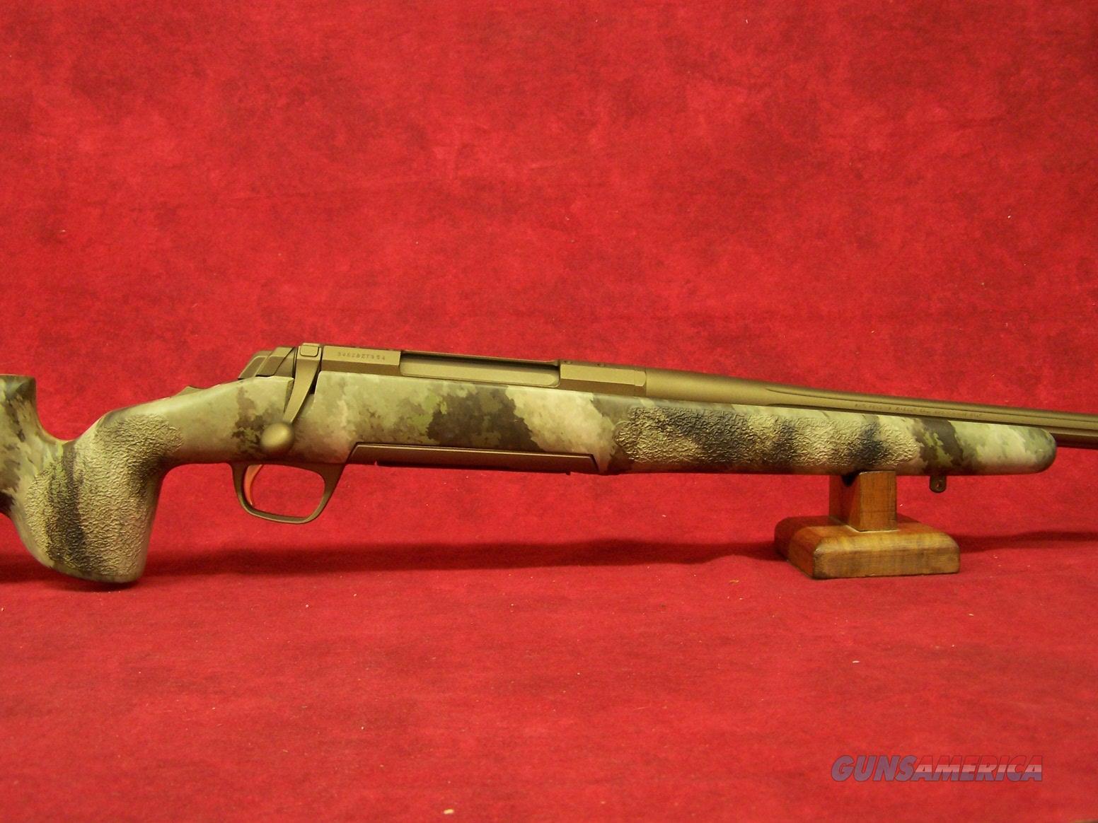 """Brownign X-Bolt Hell's Canyon Long Range McMillan 300 Win Mag 26"""" Barrel (035395229)  Guns > Rifles > Browning Rifles > Bolt Action > Hunting > Blue"""