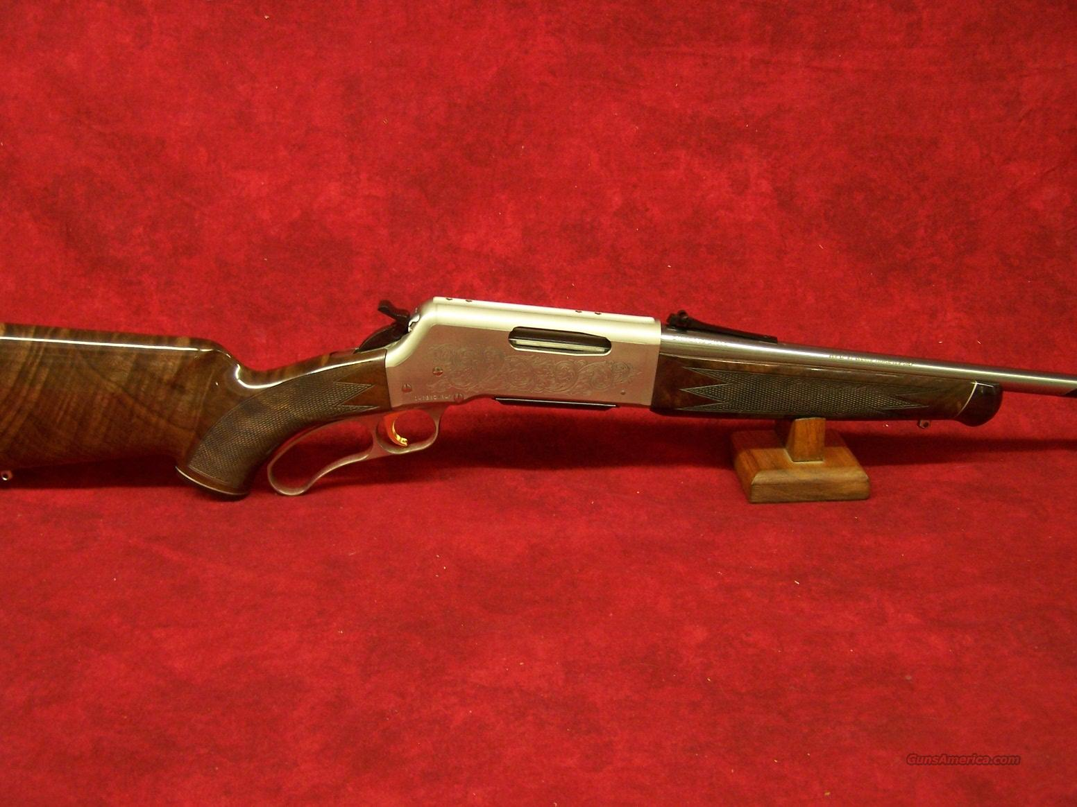 "Browning BLR White Gold Medallion 7mm-08 Rem 20""(034017116)  Guns > Rifles > Browning Rifles > Lever Action"