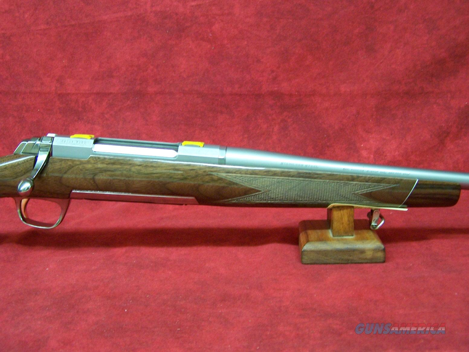 """Browning X-Bolt White Gold Medallion .280  Rem 22"""" (035235225)   Guns > Rifles > Browning Rifles > Bolt Action > Hunting > Stainless"""