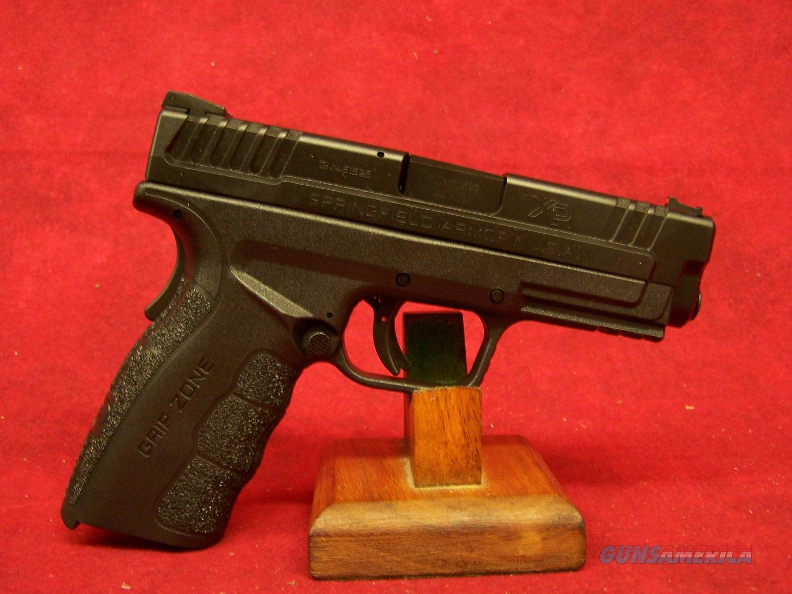 Springfield XDG Mod.2 Tactical 45 ACP 4 Inch Barrel (XDG9445BHC)  Guns > Pistols > Springfield Armory Pistols > XD (eXtreme Duty)