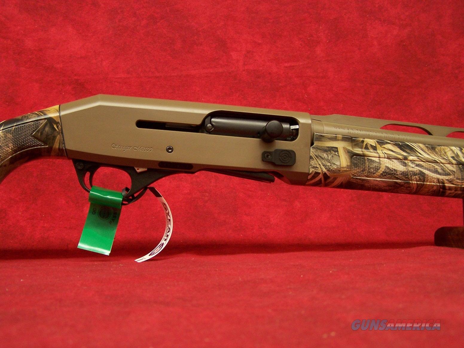 "Stoeger M3500 Waterfowl Special Max 5 Flat Dark Earth Cerakote 12ga 3.5"" Chamber 28"" (31849)  Guns > Shotguns > Stoeger Shotguns"