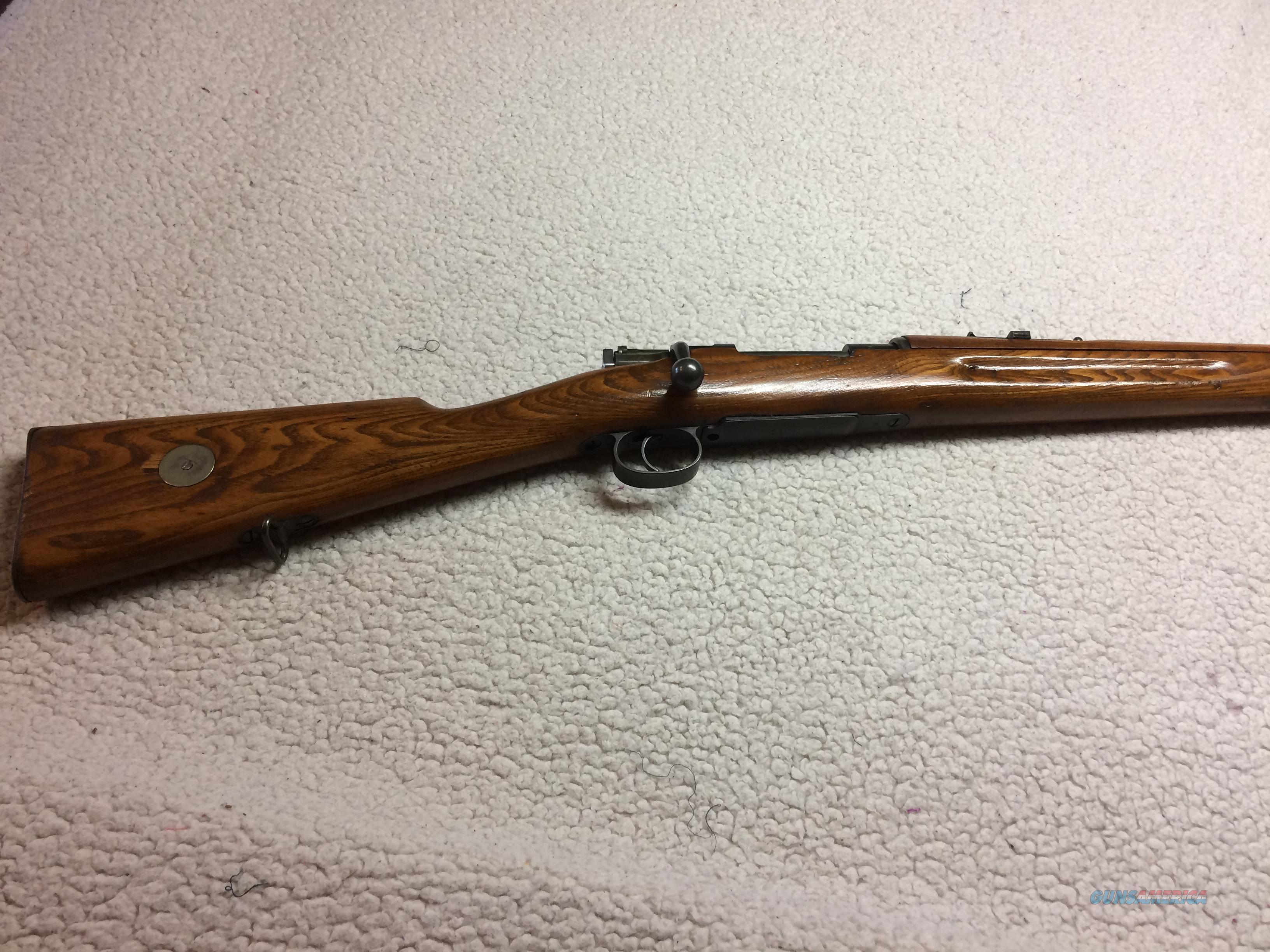 SWEEDISH MAUSER  Guns > Rifles > Mauser Rifles > German