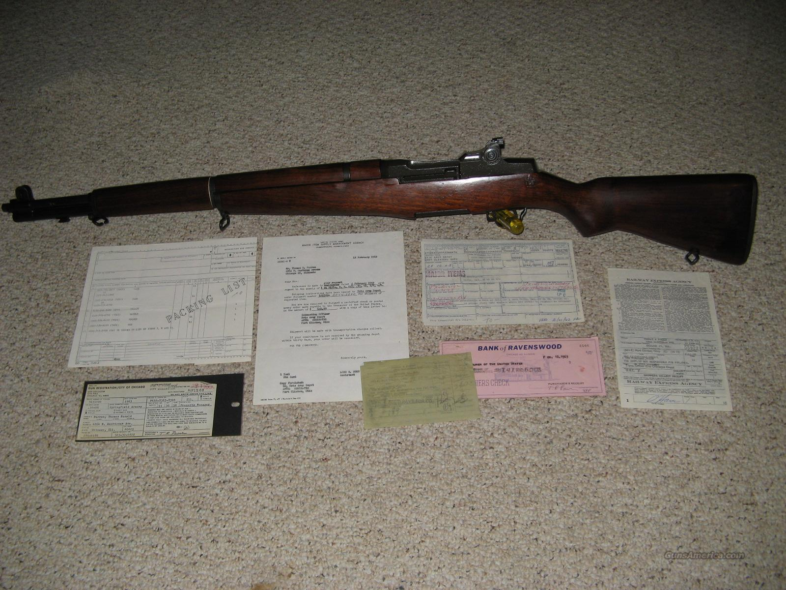 NM M1 Garand-Type 2  Guns > Rifles > Springfield Armory Rifles > M1 Garand