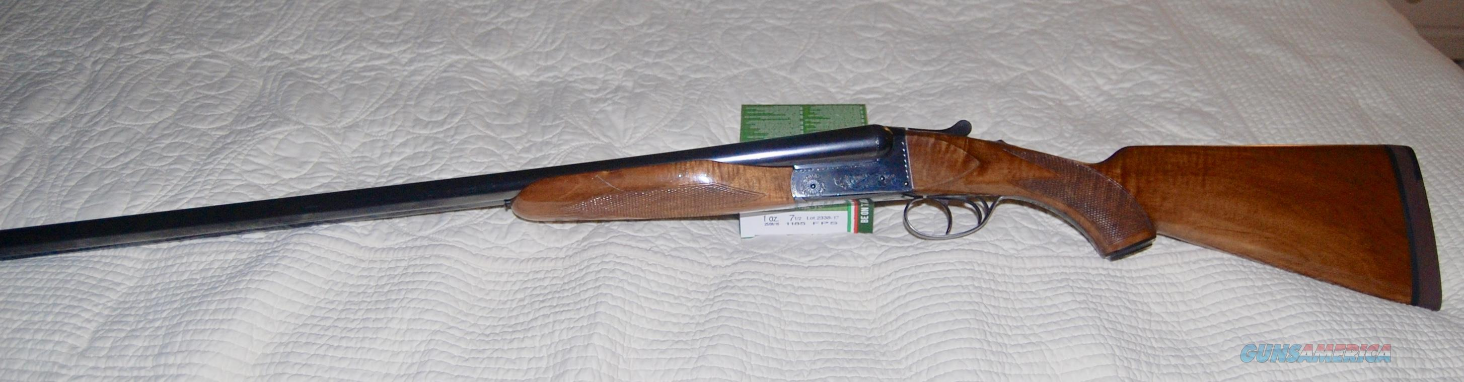 Charles Daly by Miroku Model 500 SXS 12ga.  Guns > Shotguns > Charles Daly Shotguns > SxS