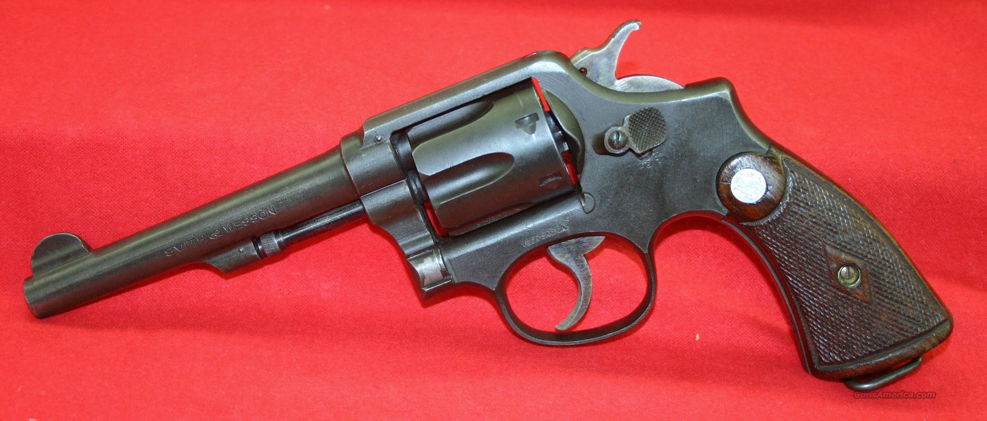 S&W M&P Victory Model  Guns > Pistols > Smith & Wesson Revolvers > Full Frame Revolver