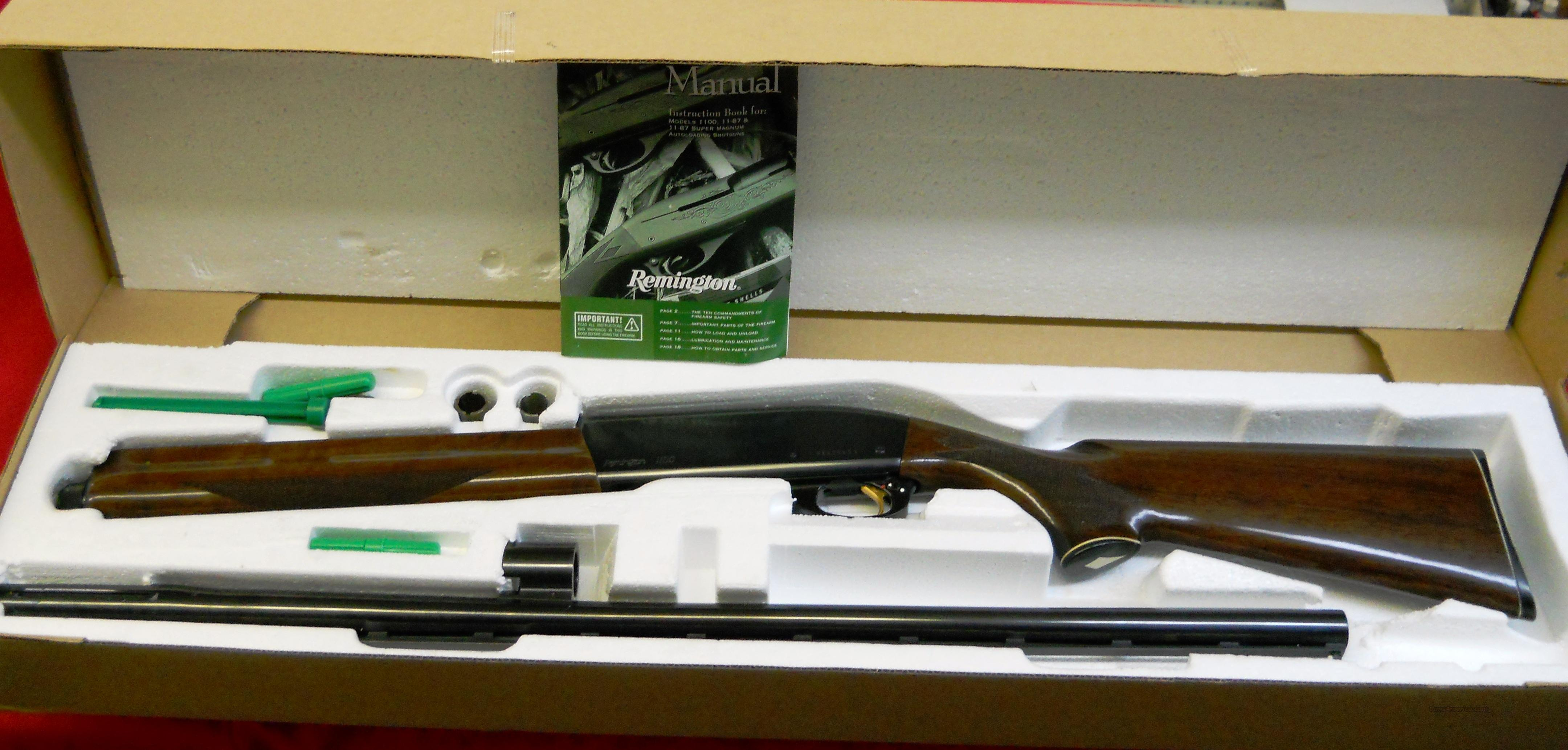Remington 1100 Classic Field 16ga  Guns > Shotguns > Remington Shotguns  > Autoloaders > Hunting