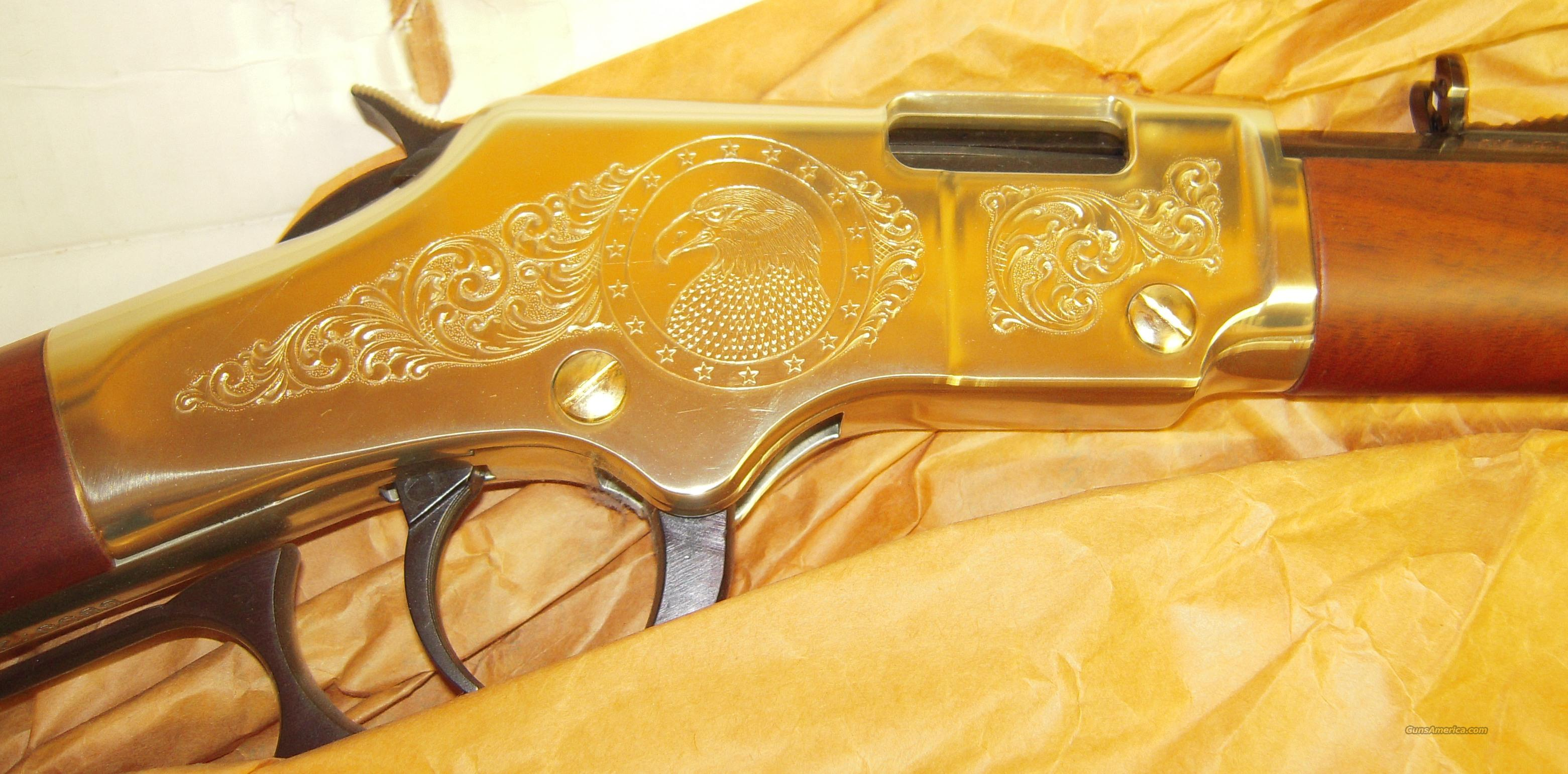 Henry NRA Edition Golden Boy 22 Rifle  Guns > Rifles > Henry Rifle Company