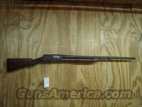J.Stevens Model 520 Slide Action  Guns > Shotguns > Stevens Shotguns