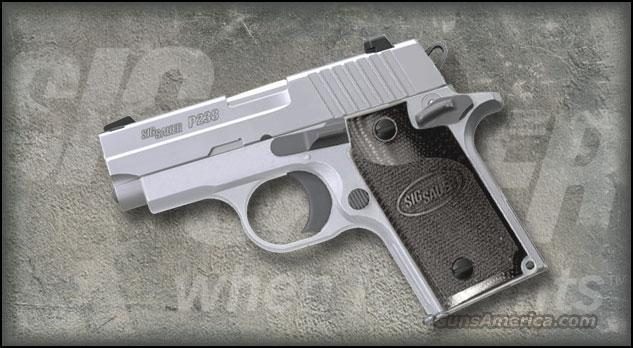 SIG SAUER P238-HD Natural Stainless   Guns > Pistols > Sig - Sauer/Sigarms Pistols > Other