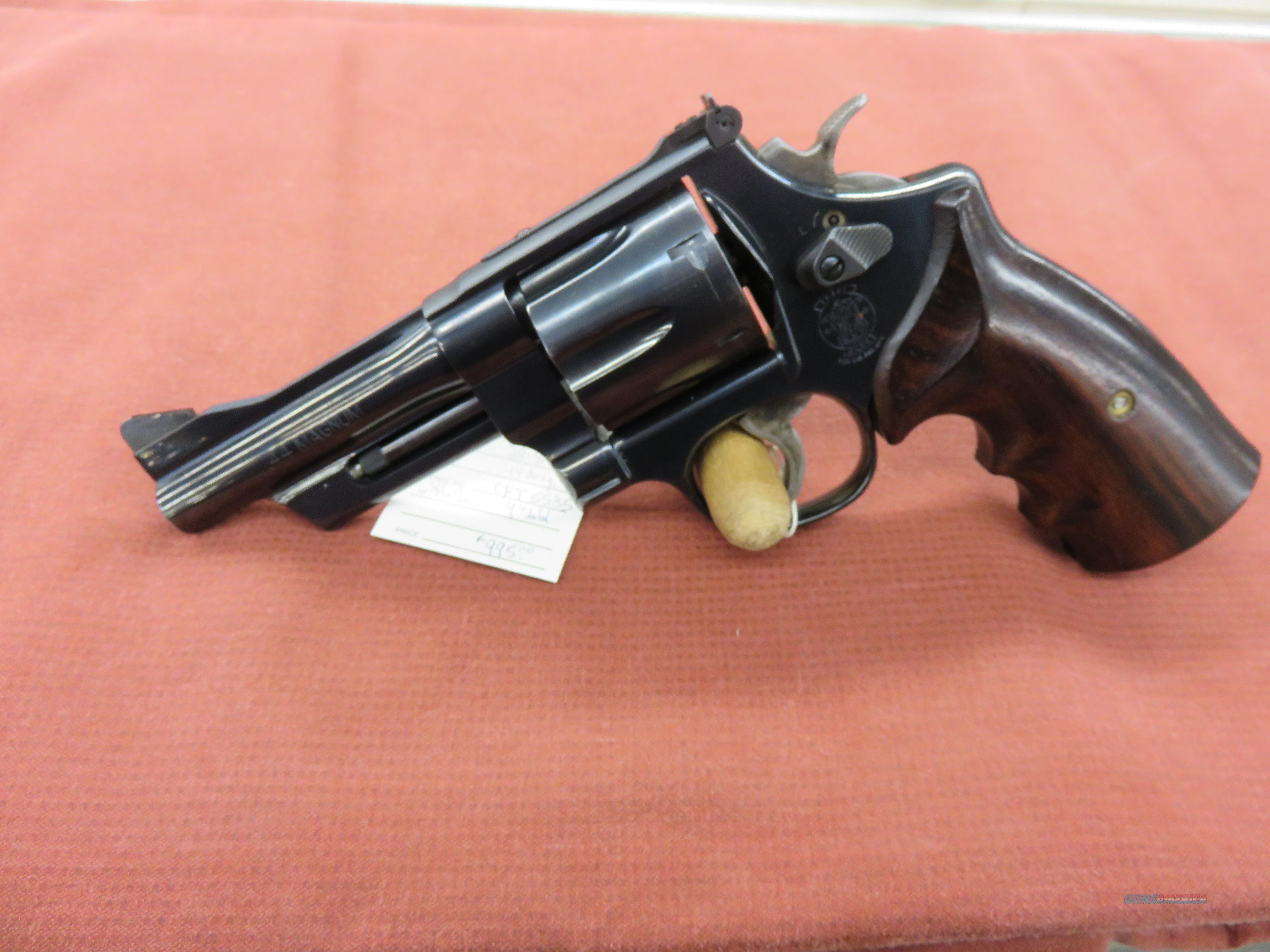 Smith & Wesson  29-8,   44 Mag.  Guns > Pistols > Smith & Wesson Revolvers > Full Frame Revolver
