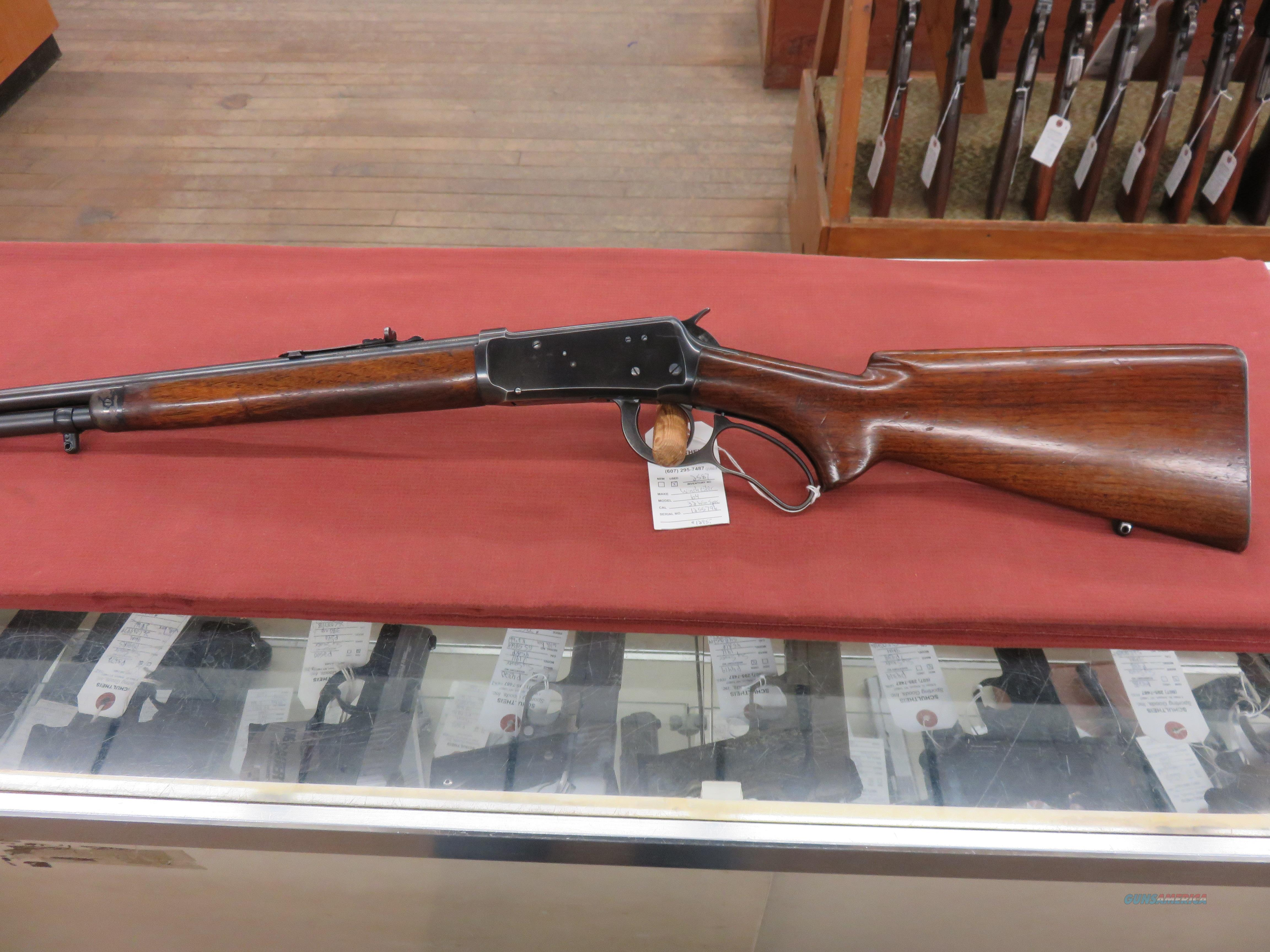 Winchester 64  Guns > Rifles > Winchester Rifles - Modern Lever > Other Lever > Pre-64