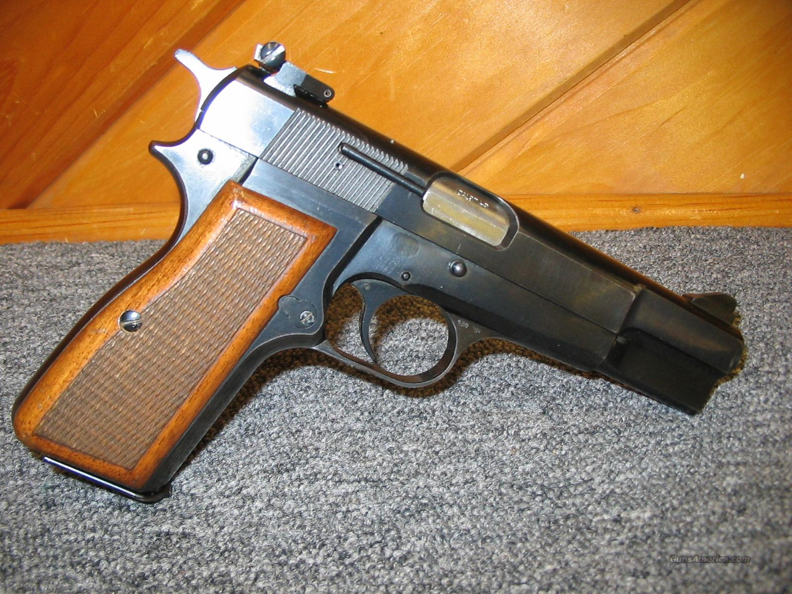 Browning Hi Power  Guns > Pistols > Browning Pistols > Hi Power
