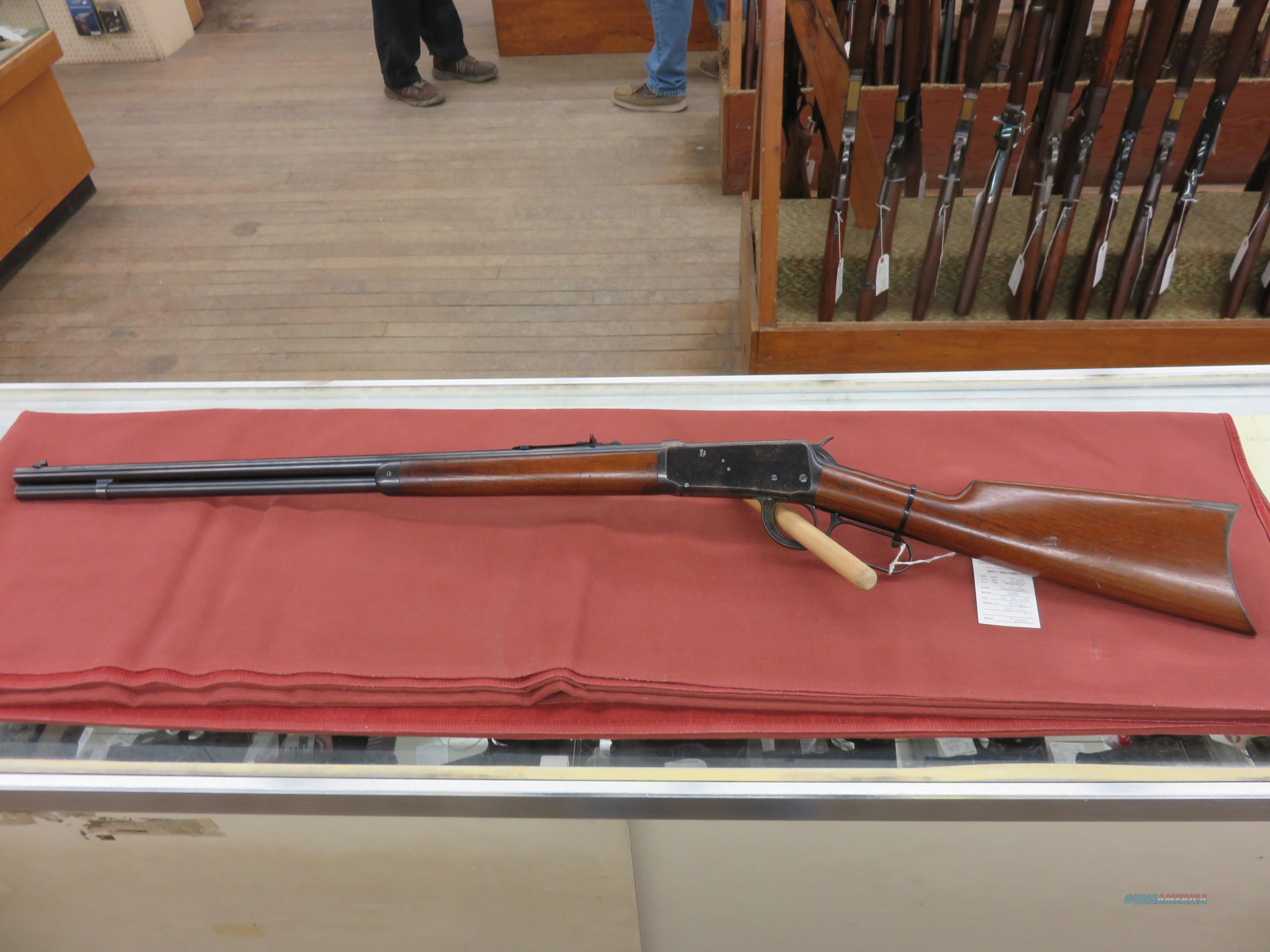 Winchester 1894 Rifle  Guns > Rifles > Winchester Rifles - Modern Lever > Other Lever > Pre-64