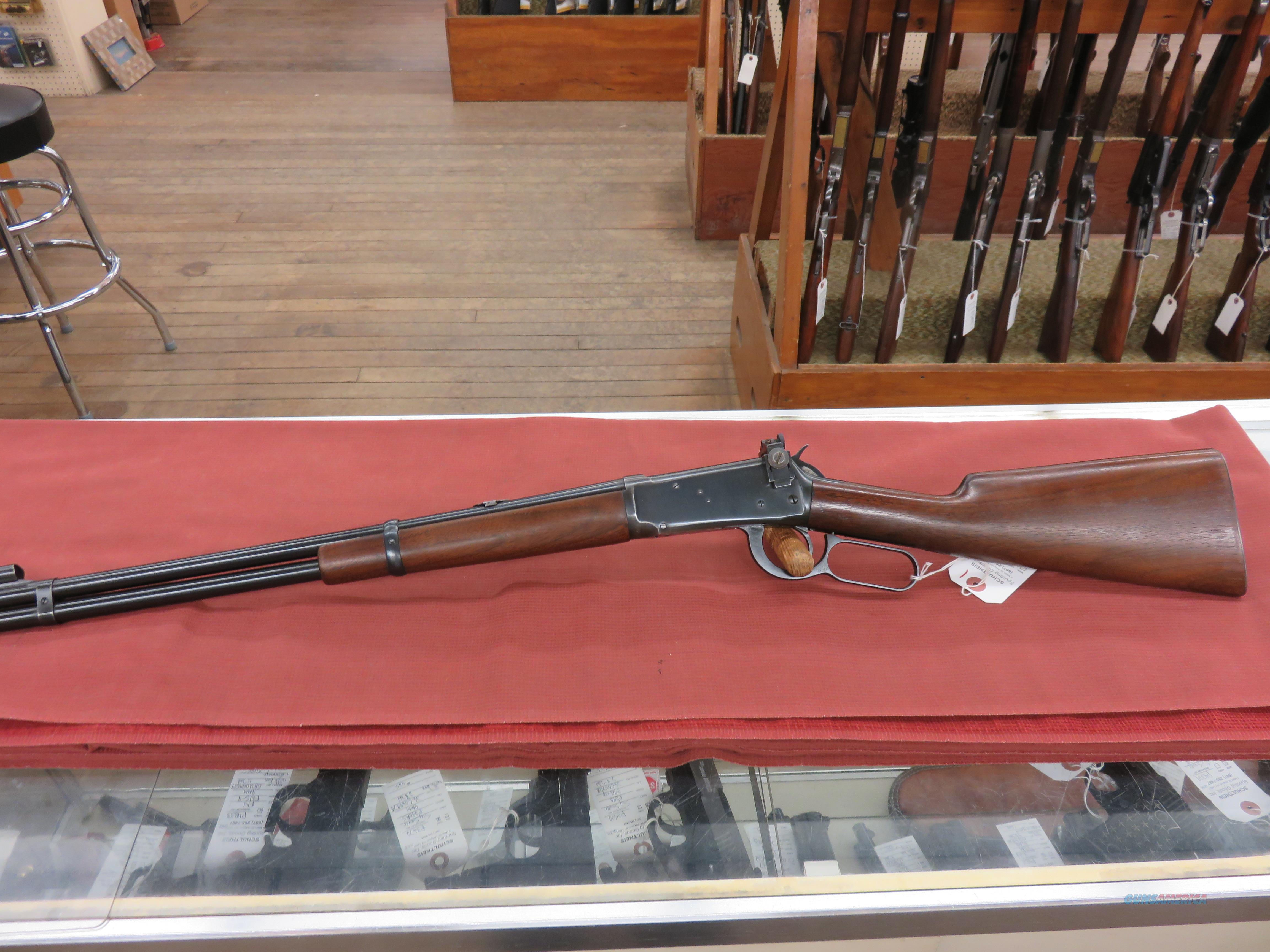 Winchester  Guns > Rifles > Winchester Rifles - Modern Lever > Model 94 > Post-64