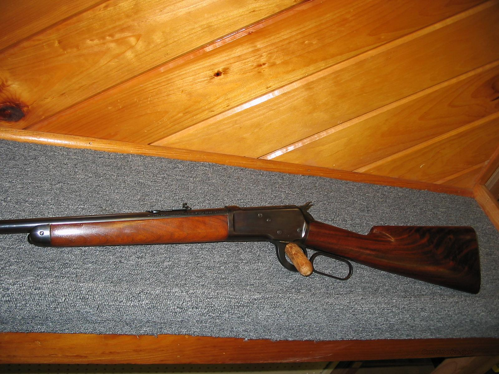 Winchester Model 53  Guns > Rifles > Winchester Rifles - Modern Lever > Other Lever > Pre-64
