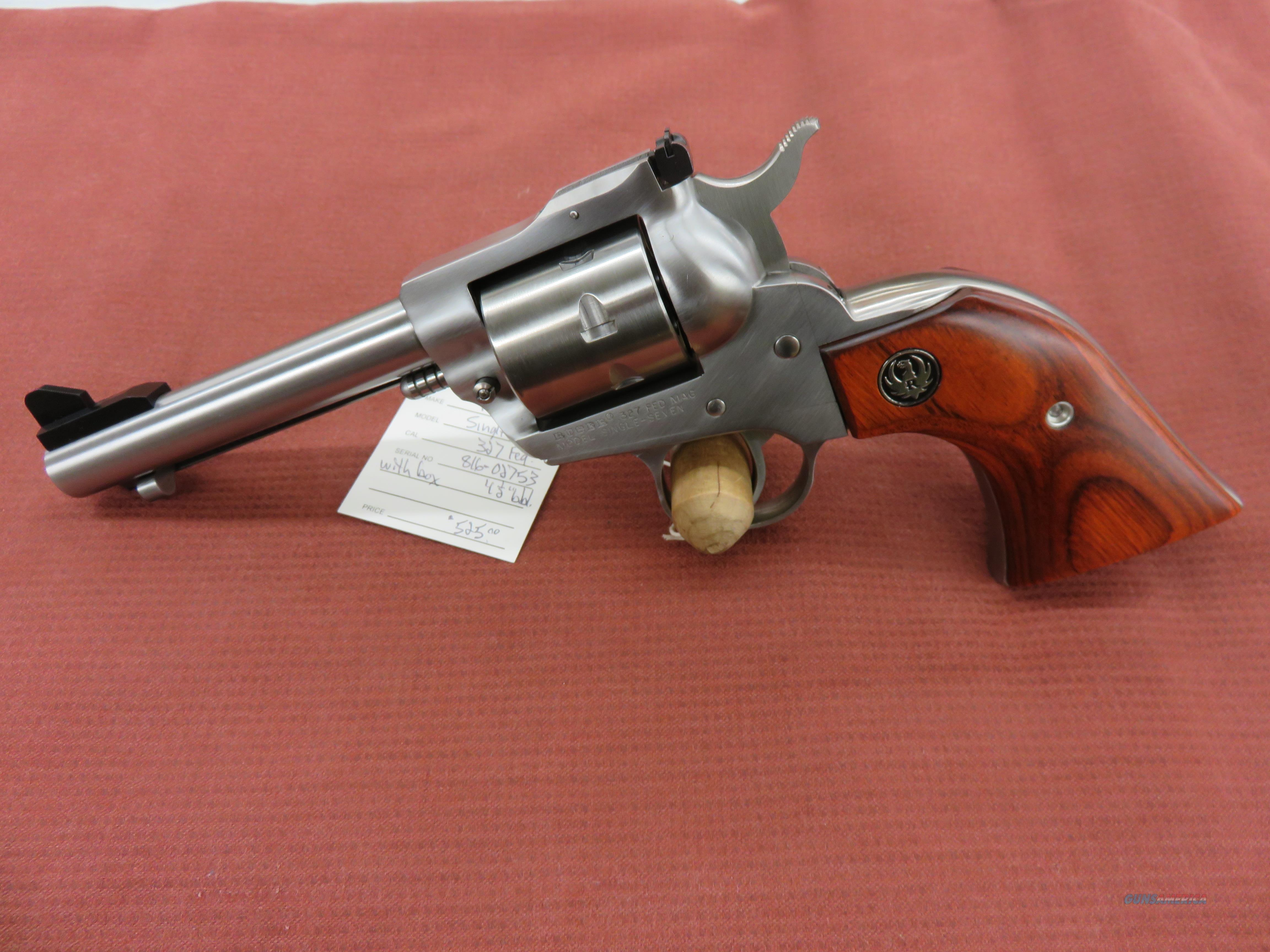 Ruger Single Seven  Guns > Pistols > Ruger Single Action Revolvers > Single Six Type