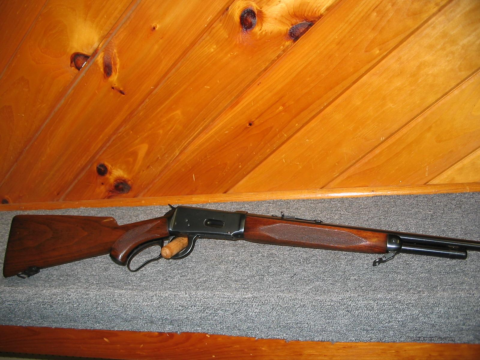 Winchester 64 Deluxe  Guns > Rifles > Winchester Rifles - Modern Lever > Other Lever > Pre-64