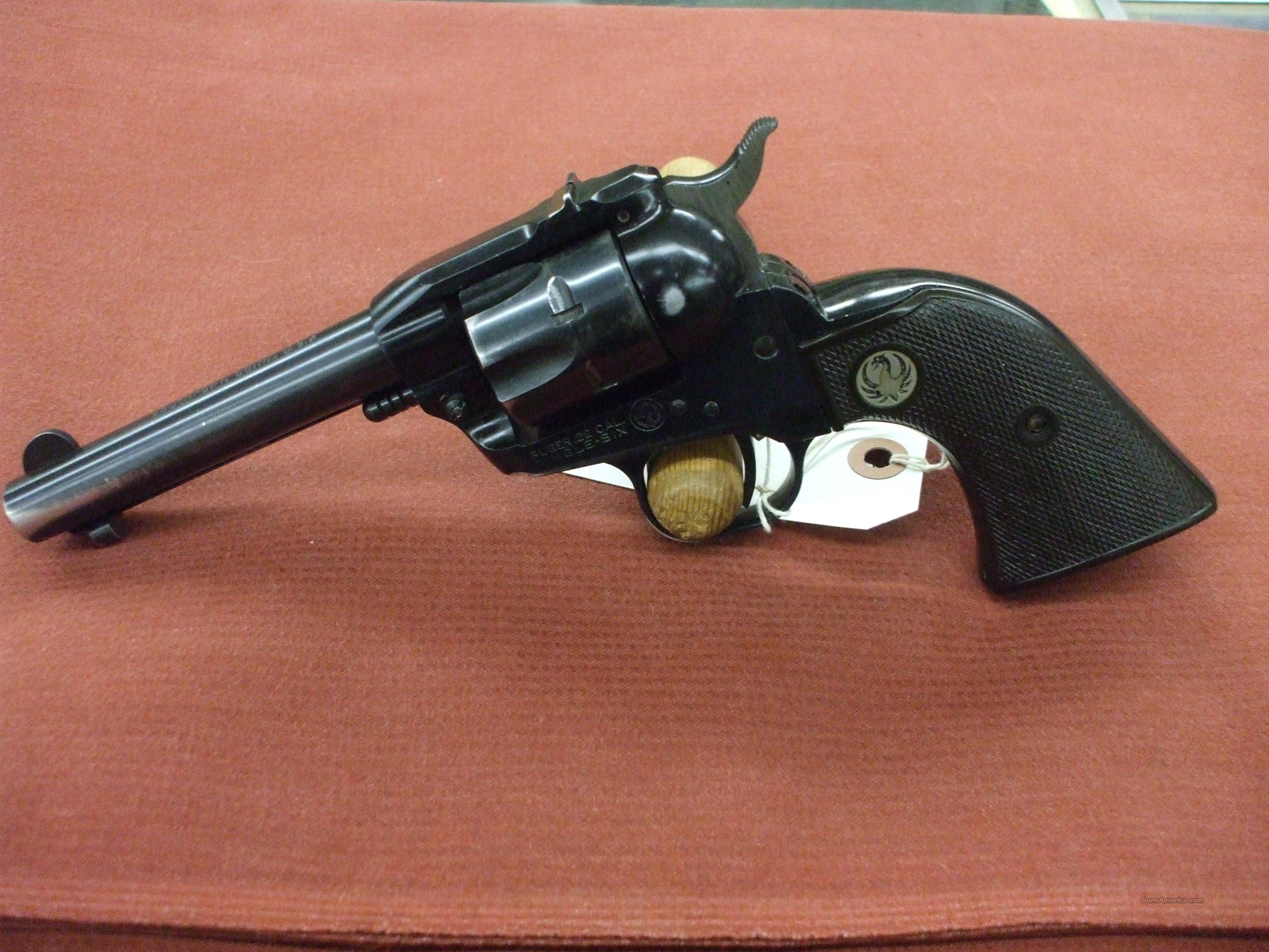 Ruger Lightweight Single Six  Guns > Pistols > Ruger Single Action Revolvers > Single Six Type