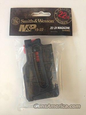 Smith & Wesson 15-22 M&P .22 LR 10 Round Short Magazine  Non-Guns > Magazines & Clips > Rifle Magazines > AR-15 Type