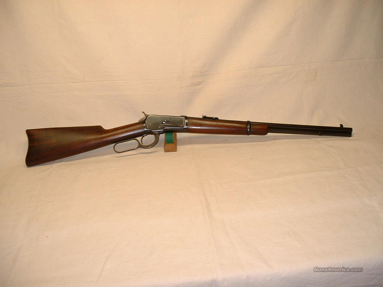 WINCHESTER MODEL 1892 SRC  - CAL. .25-20  Guns > Rifles > Winchester Rifles - Modern Lever > Other Lever > Pre-64