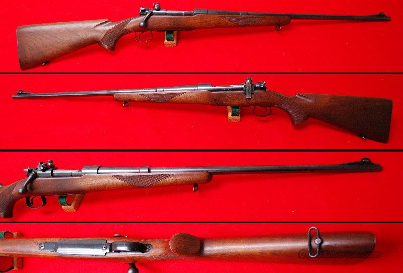 Winchester Model 54 Rifle in 22 Hornet - Mint  Guns > Rifles > Winchester Rifles - Modern Bolt/Auto/Single > Other Bolt Action