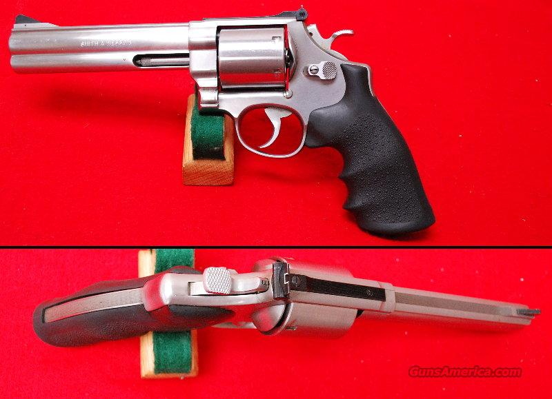 Smith & Wesson Model 629-2 Classic Hunter  Guns > Pistols > Smith & Wesson Revolvers > Full Frame Revolver
